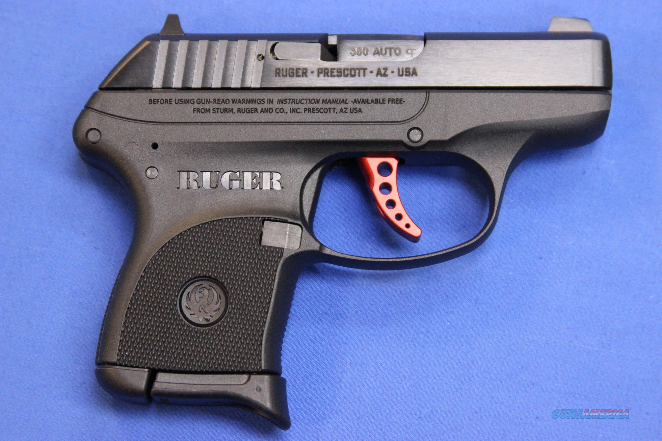 RUGER LCP CUSTOM .380 ACP - NEW!  Guns > Pistols > Ruger Semi-Auto Pistols > LCP
