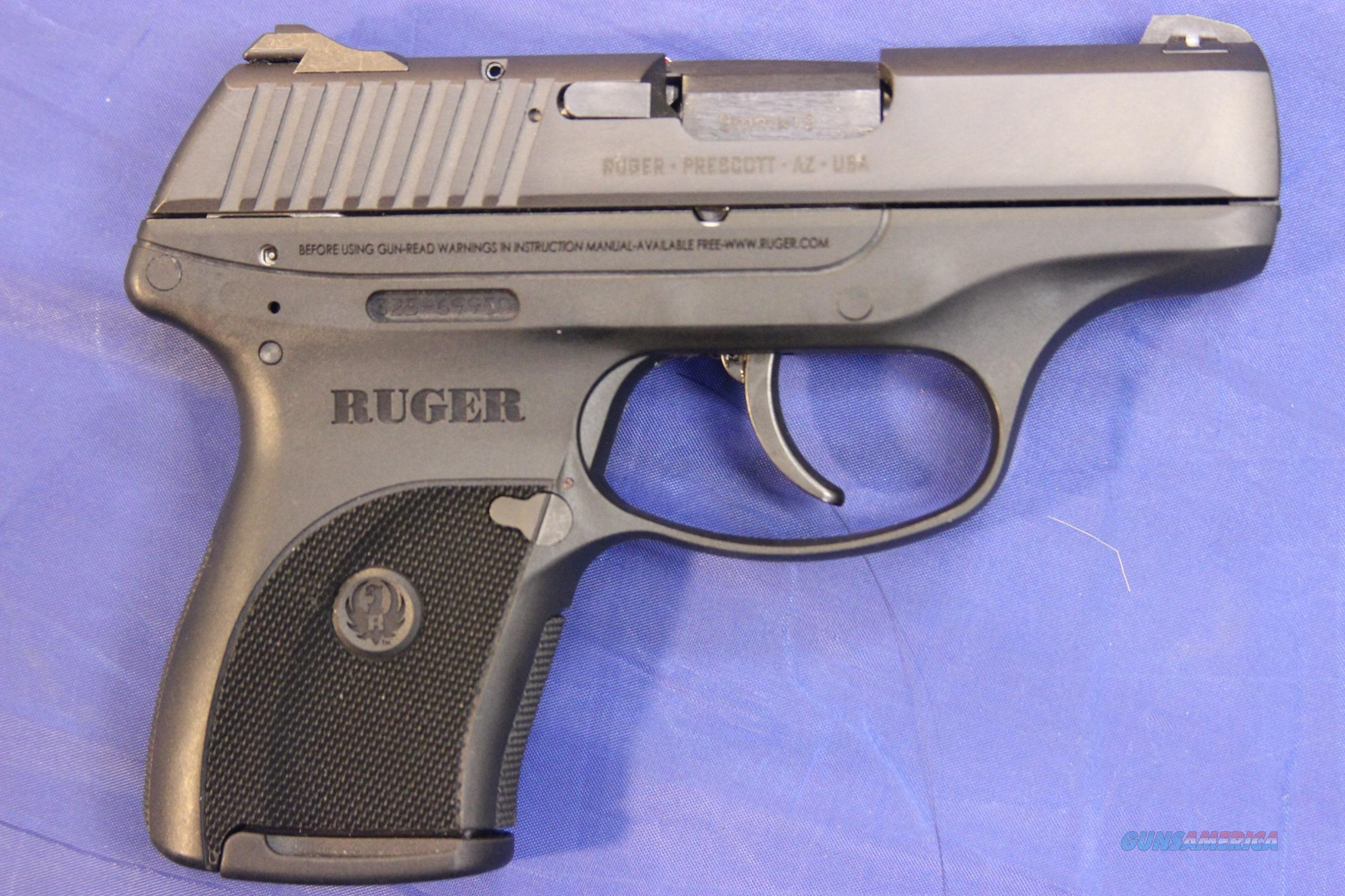RUGER LC9 9mm - EXCELLENT w/ BOX!  Guns > Pistols > Ruger Semi-Auto Pistols > LC9