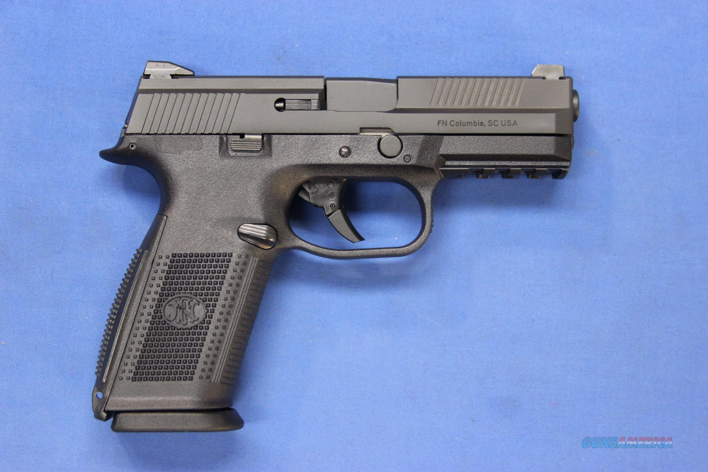 FNH USA MODEL FNS-9 9mm - NEW IN BOX w/3 MAGS  Guns > Pistols > FNH - Fabrique Nationale (FN) Pistols > FNS