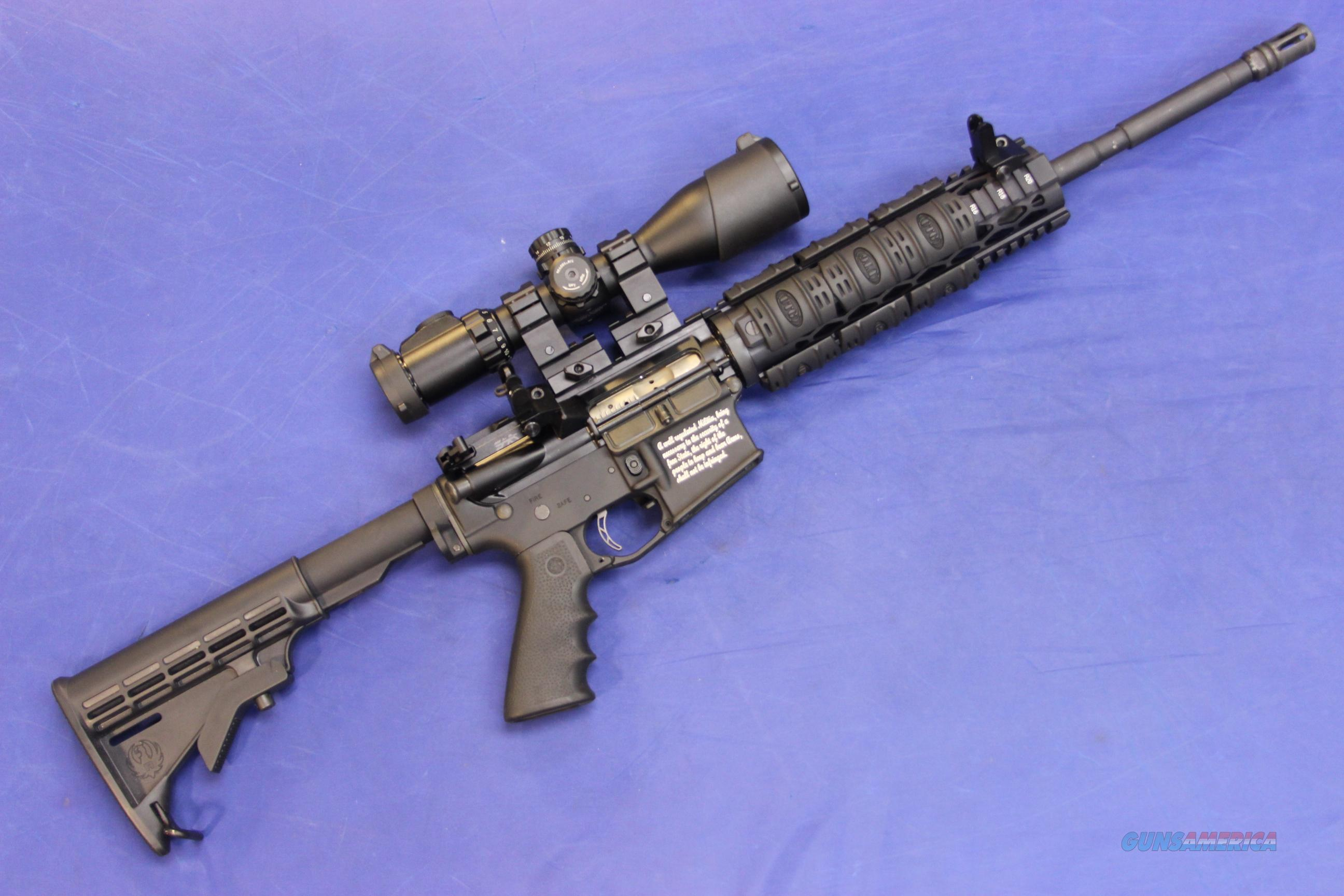 STAG ARMS STAG-15 5.56 mm. w/ SOFT CASE  Guns > Rifles > Sig - Sauer/Sigarms Rifles
