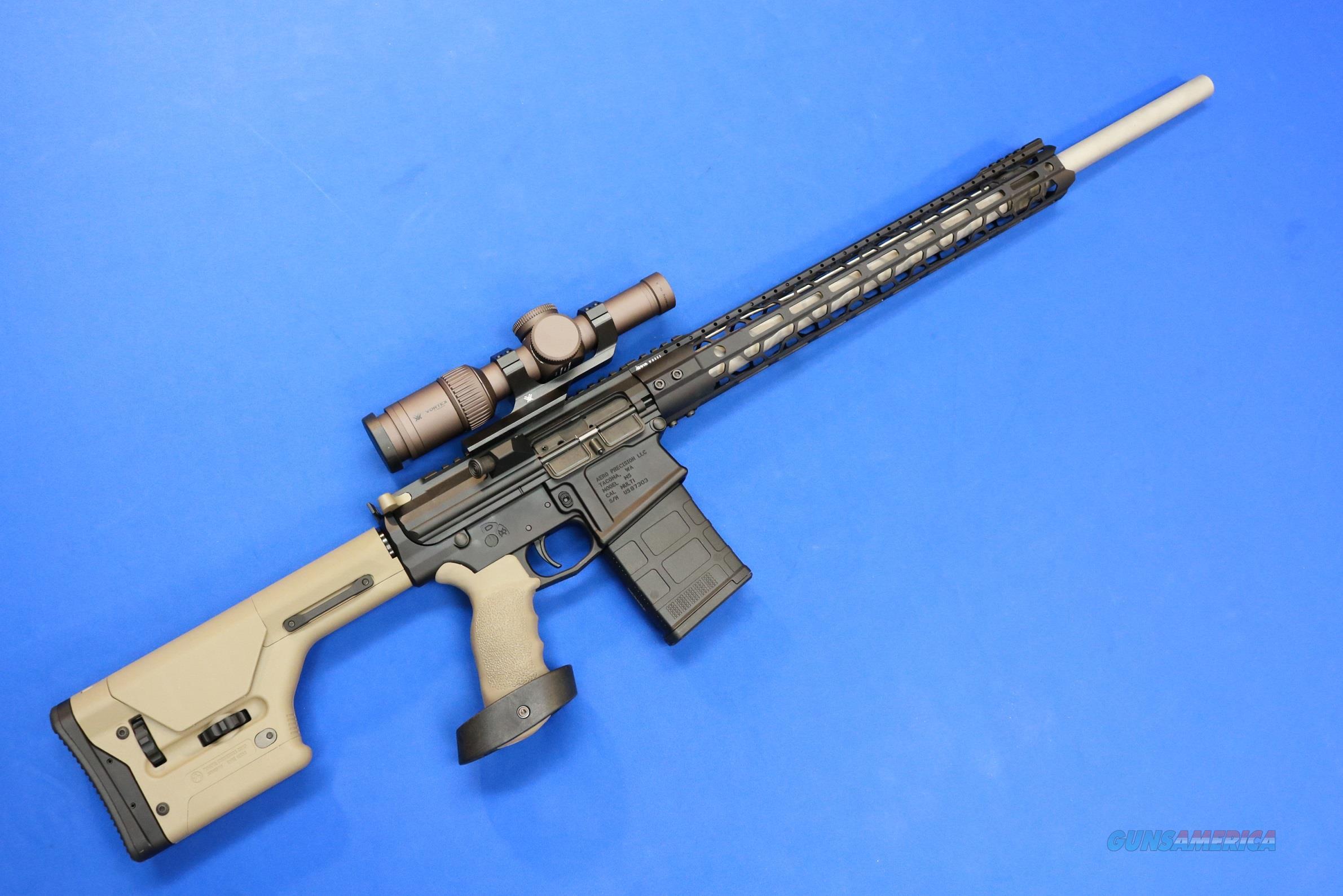AERO PRECISION M5 CUSTOM HBAR SS 6.5 CREEDMOOR  Guns > Rifles > Aero Precision > Aero Precision Rifles