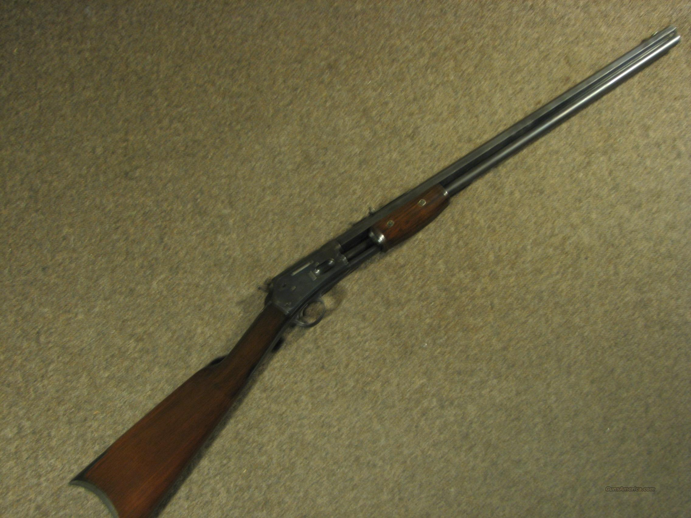 COLT LIGHTNING SLIDE-ACTION RIFLE .32-30  Guns > Rifles > Colt Rifles - Pre-1899