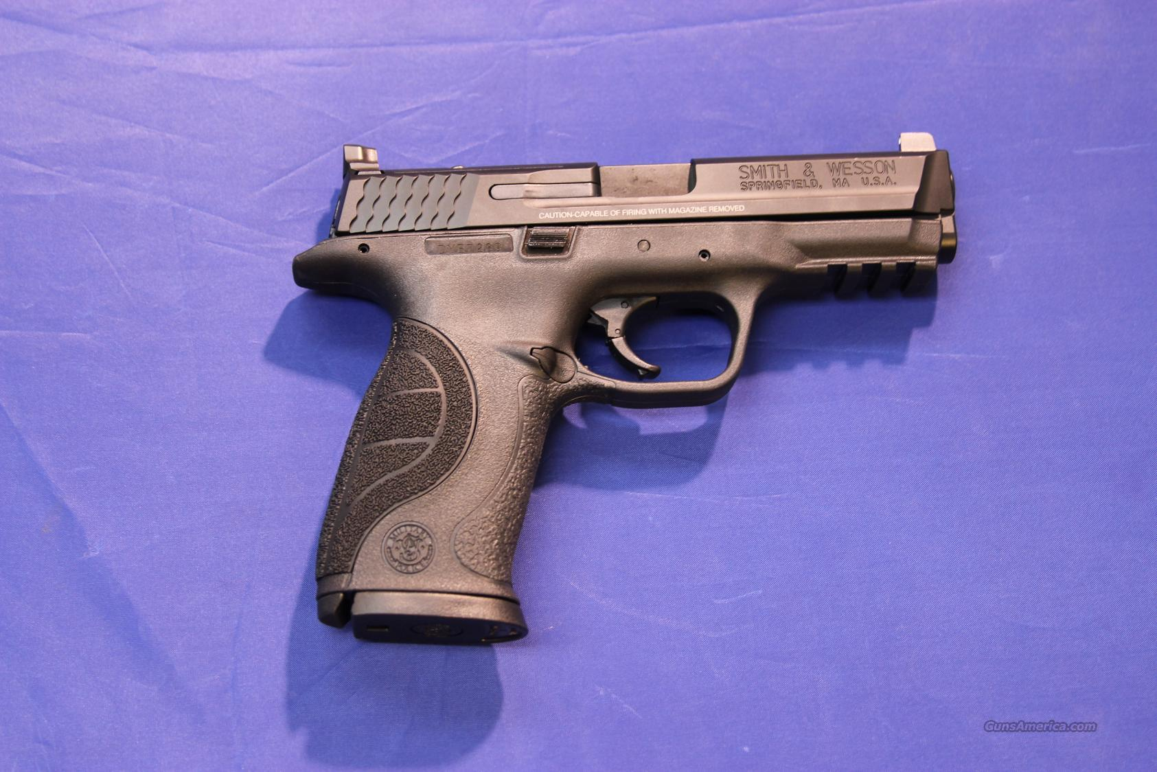 SMITH & WESSON M&P CORE .40S&W - NEW!  Guns > Pistols > Smith & Wesson Pistols - Autos > Polymer Frame