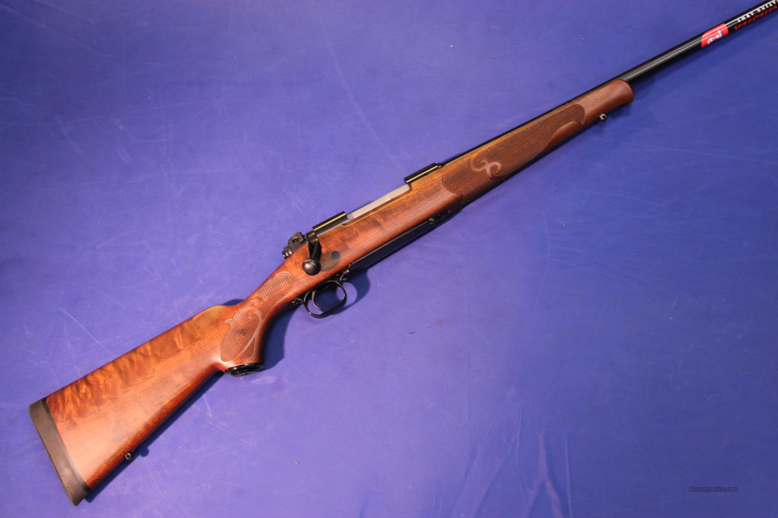 WINCHESTER MODEL 70 FEATHERWEIGHT GRADE III .27... for sale