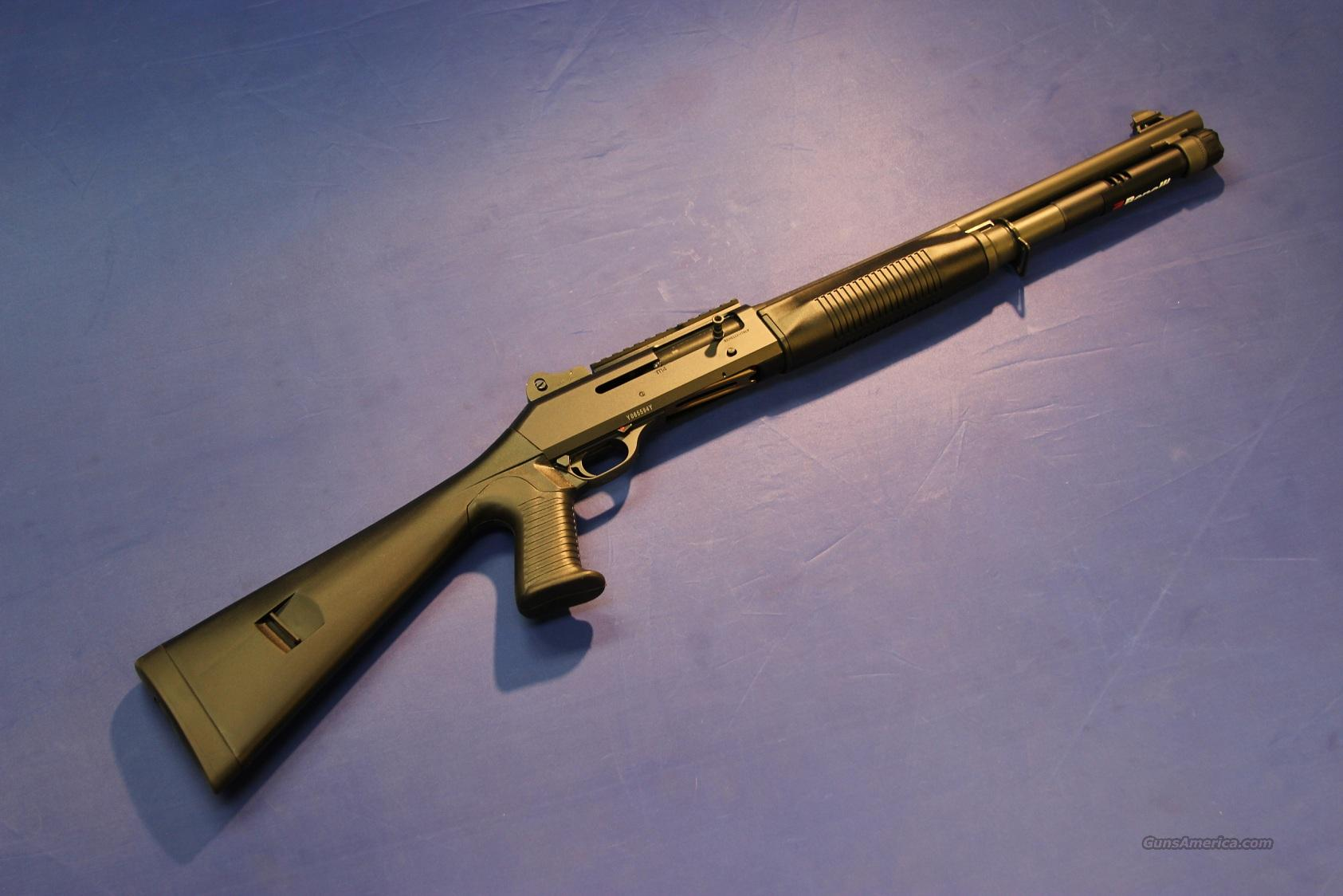 BENELLI M4 TACTICAL 11707 12 GA - NEW!  Guns > Shotguns > Benelli Shotguns > Tactical