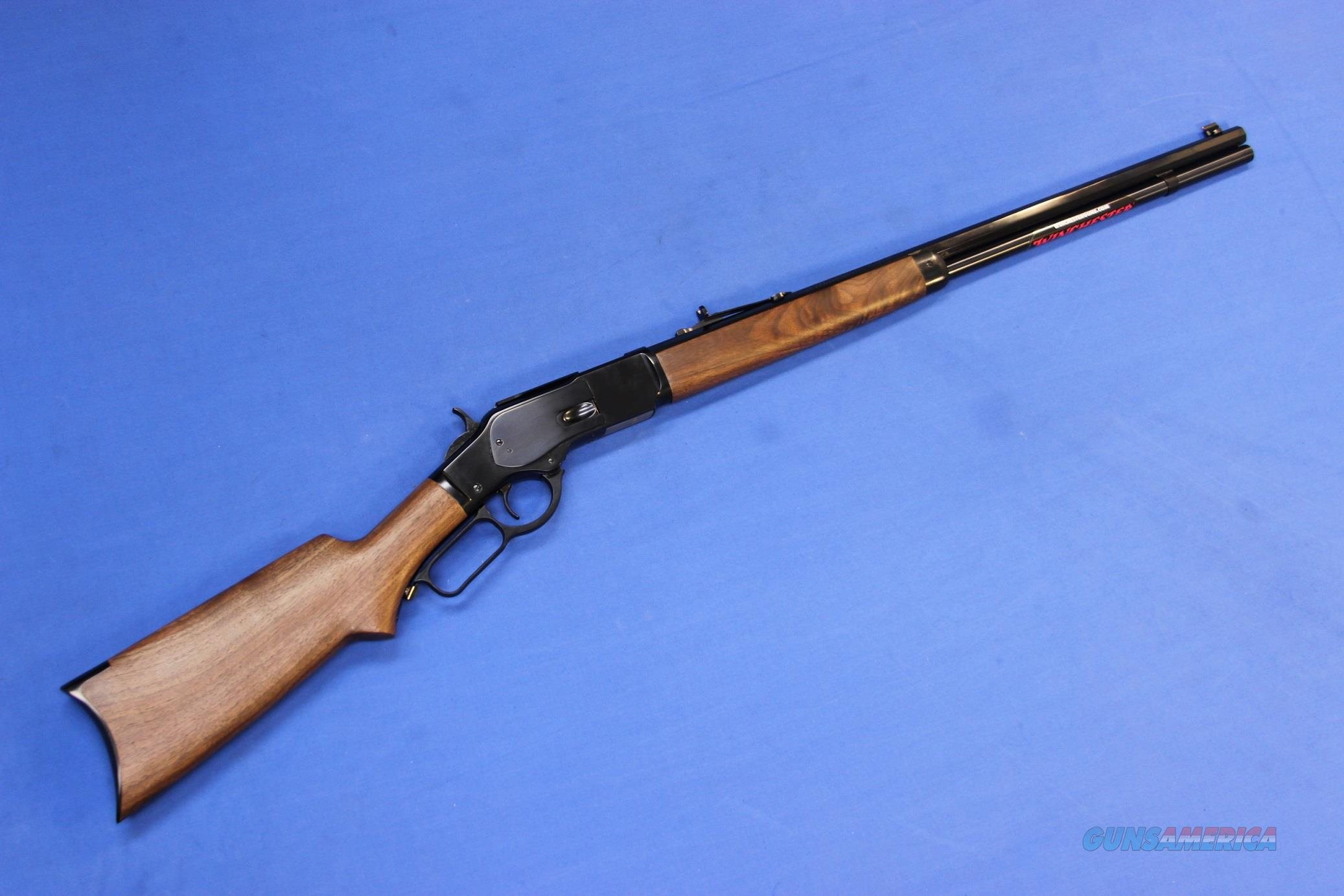 WINCHESTER 1873 SPORTER .357 MAG/.38 SP - NEW!   Guns > Rifles > Winchester Rifles - Modern Lever > Other Lever > Post-64