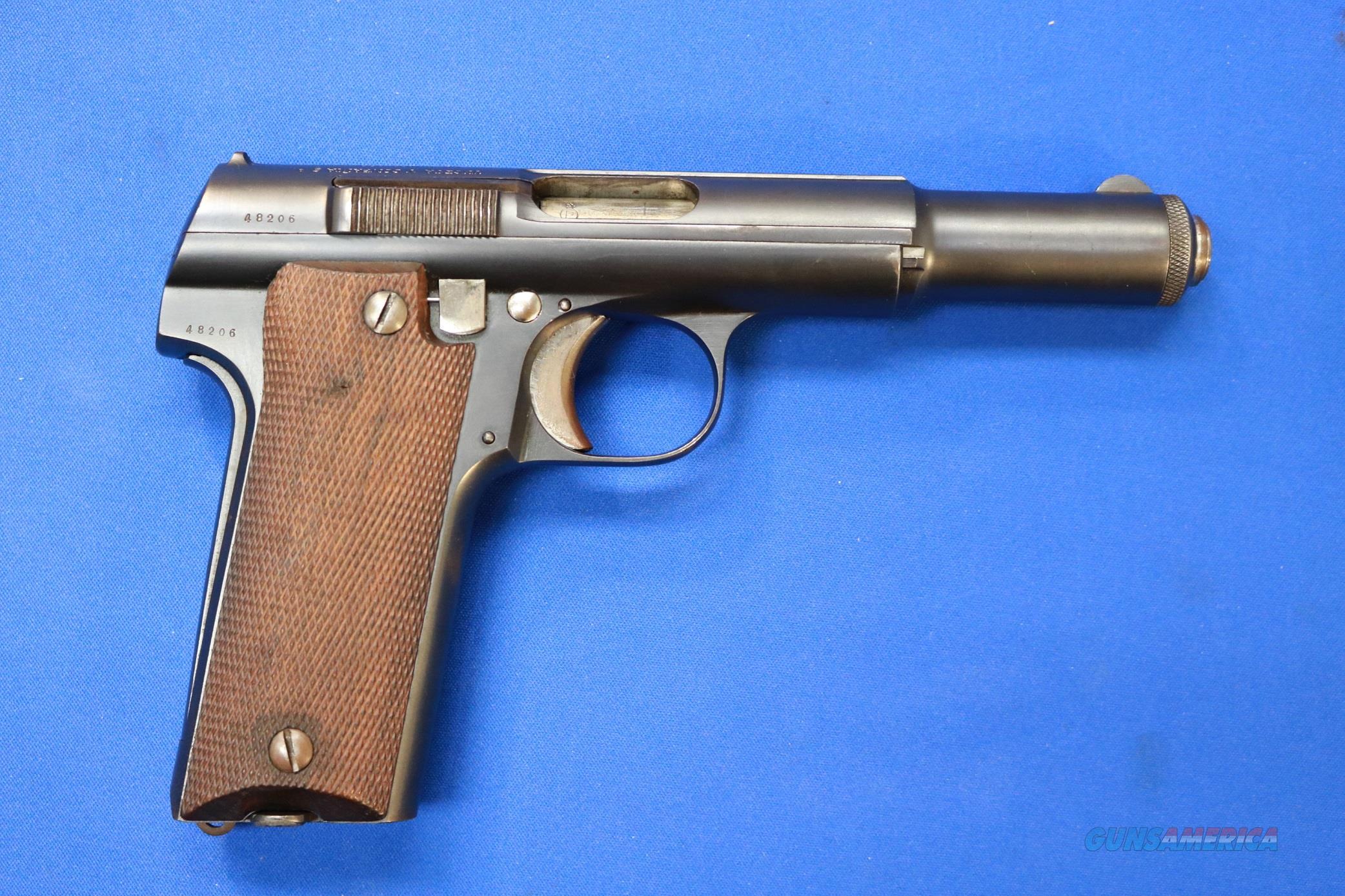 ASTRA MODEL 600 9mm  Guns > Pistols > Astra Pistols