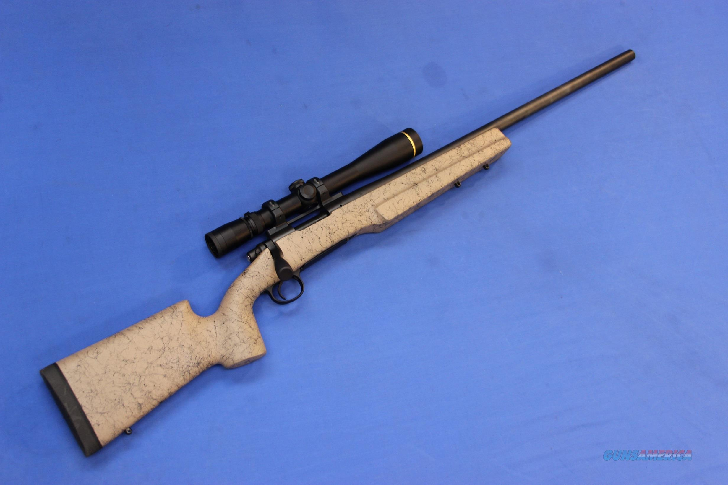 REMINGTON 700 TARGET .204 RUGER w/TIMNEY & LEUPOLD  Guns > Rifles > Remington Rifles - Modern > Model 700 > Sporting