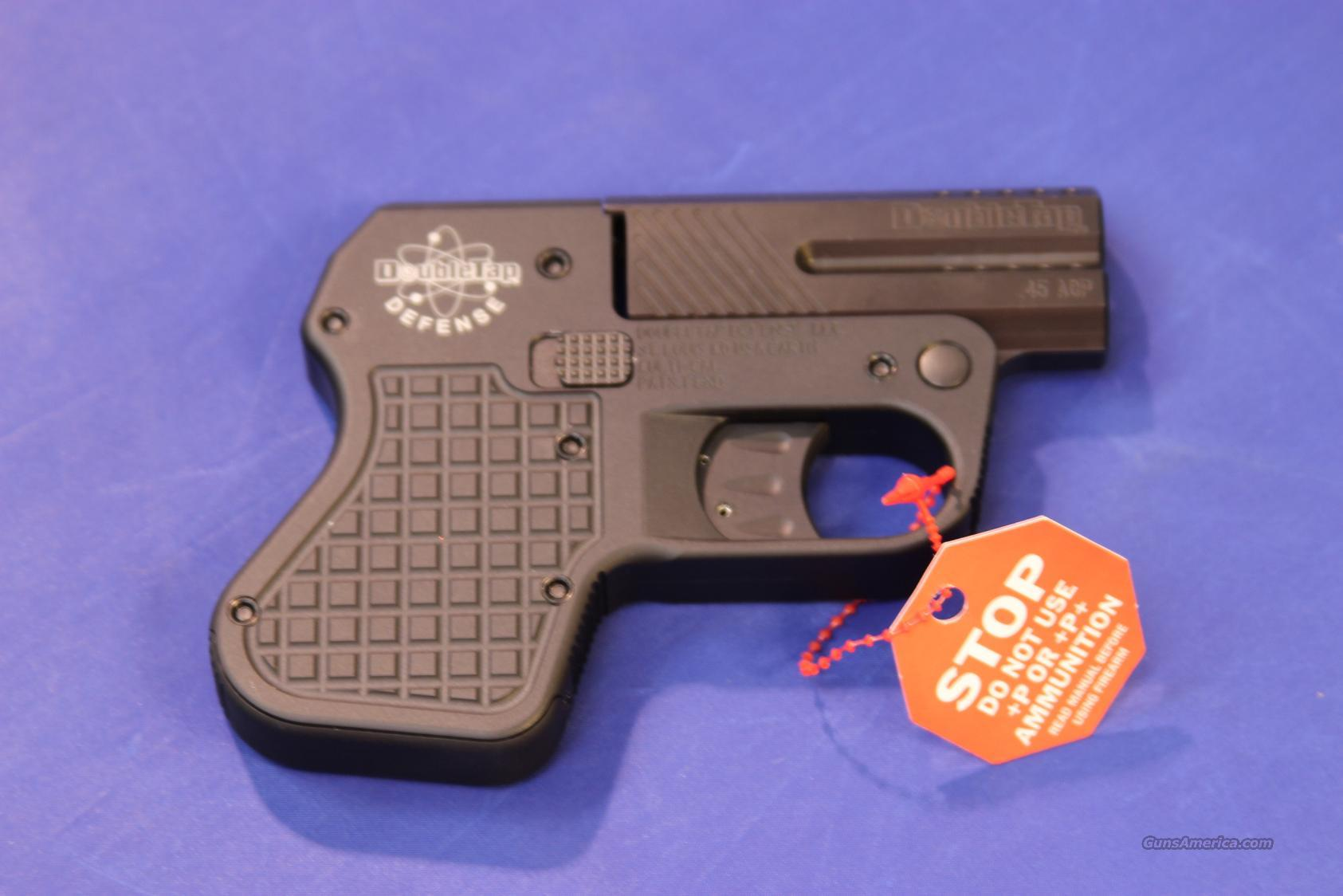 ***SOLD*** DOUBLE TAPP .45 ACP PORTED - NEW!  Guns > Pistols > D Misc Pistols