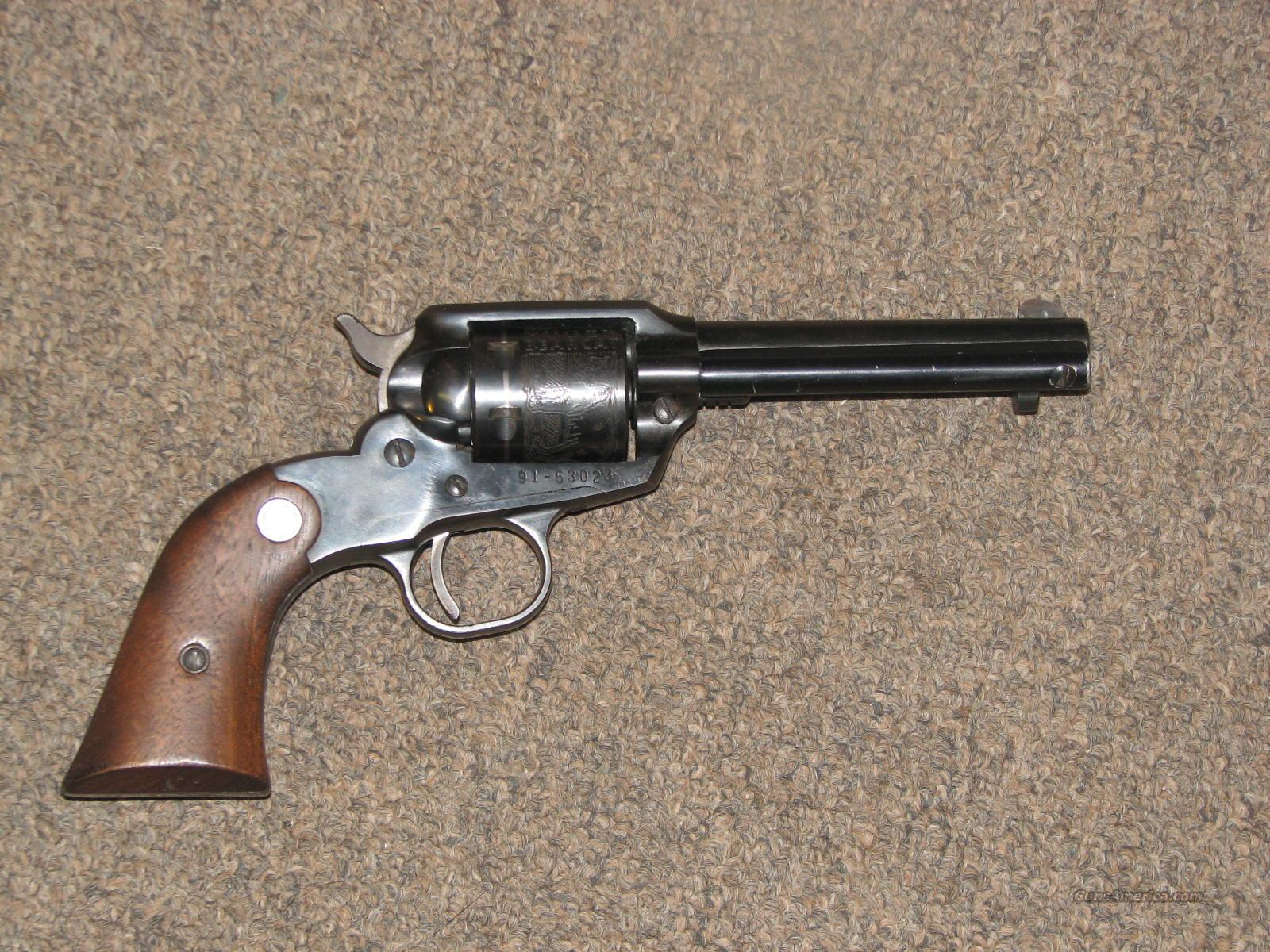 RUGER BEARCAT .22 LR  Guns > Pistols > Ruger Single Action Revolvers > Cowboy Action
