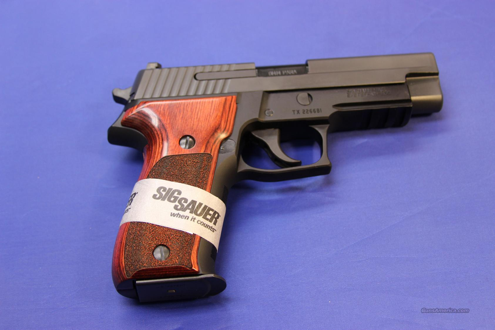 ***SOLD*** SIG SAUER P226 TEXAS EDITION 9MM - NEW!  Guns > Pistols > Sig - Sauer/Sigarms Pistols > P226