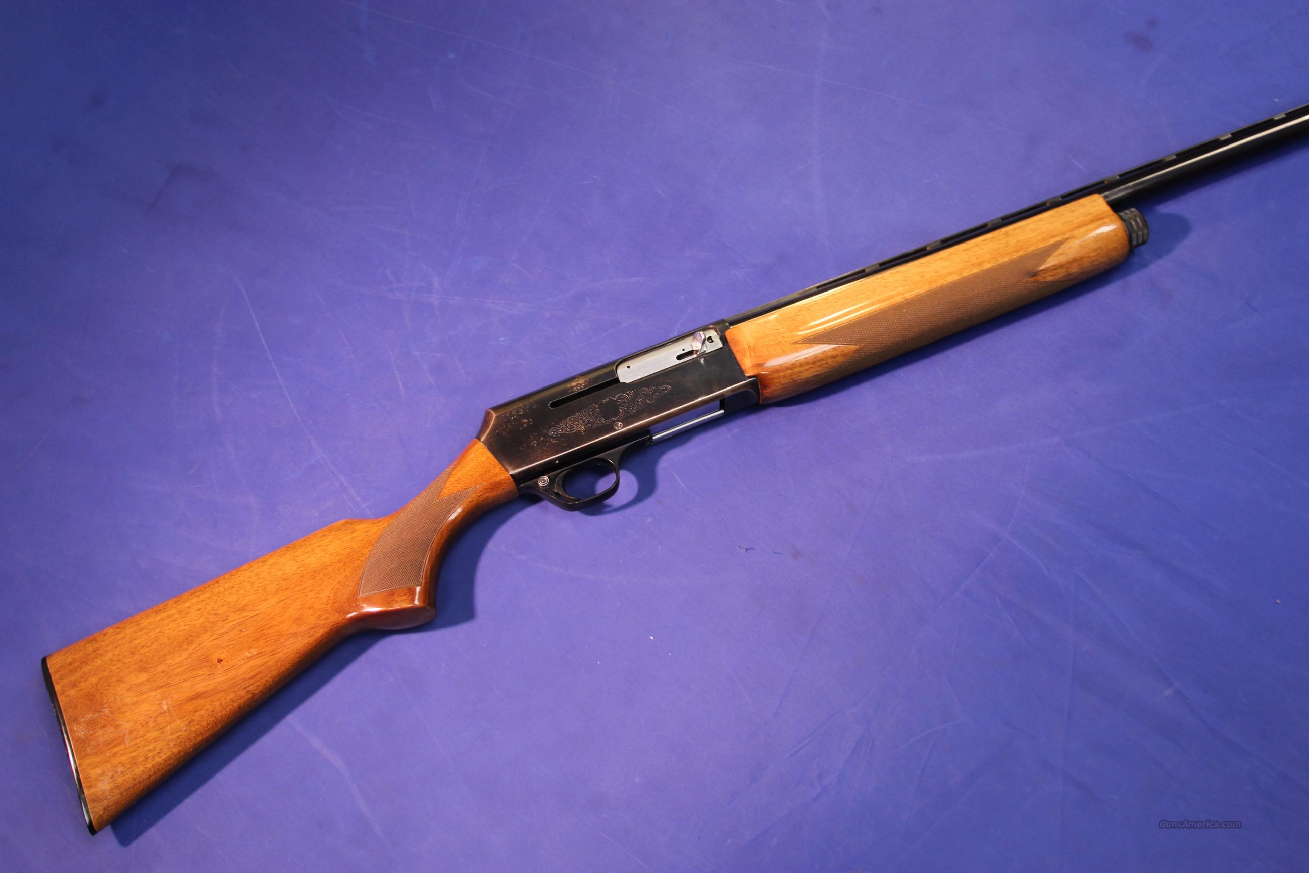 BROWNING 2000 12 GA  Guns > Shotguns > Browning Shotguns > Autoloaders > Hunting