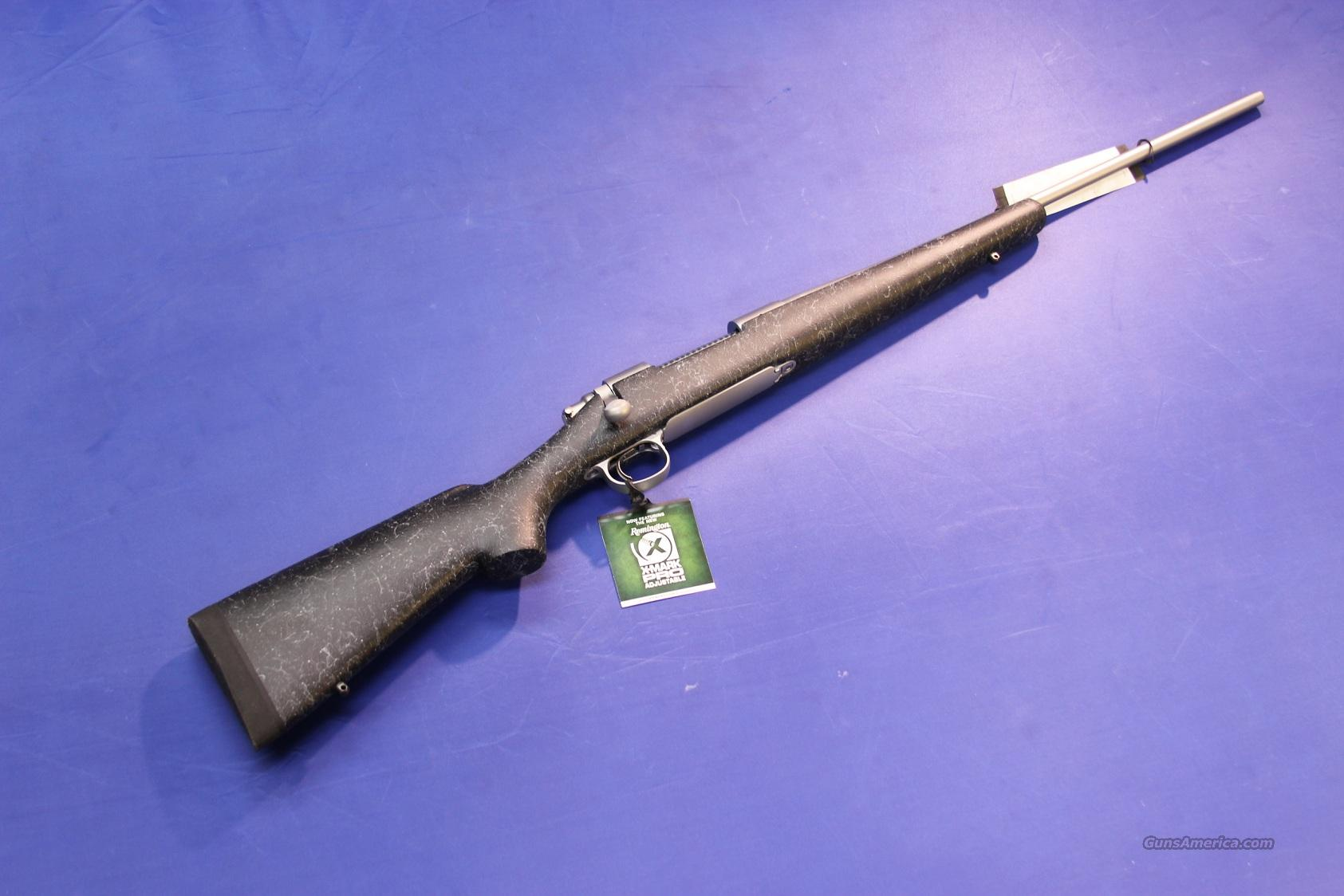 REMINGTON 700 MOUNTAIN RIFLE SS .270 WIN - NEW!  Guns > Rifles > Remington Rifles - Modern > Model 700 > Sporting