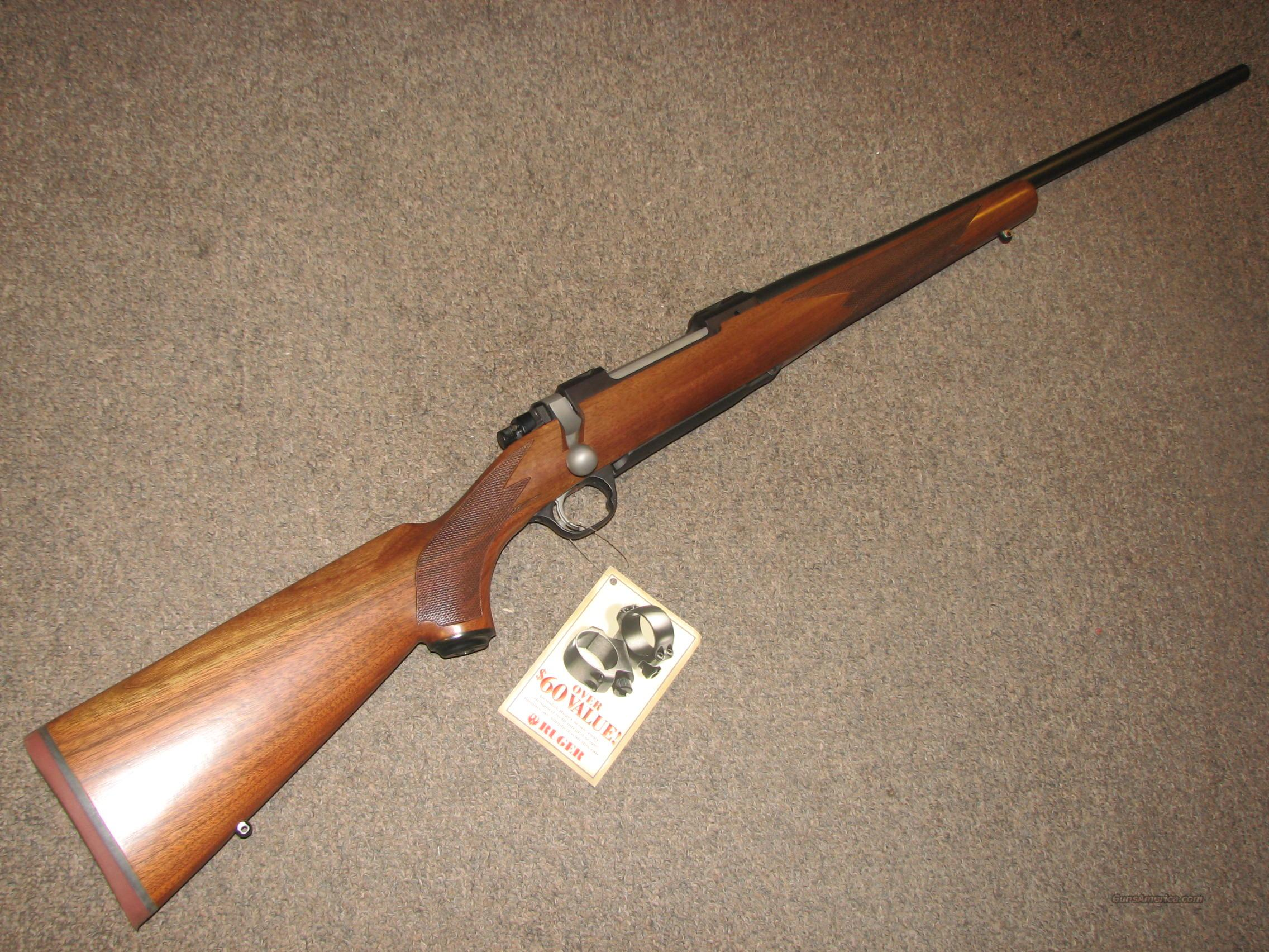 RUGER M77 HAWKEYE .270 WIN - NEW!  Guns > Rifles > Ruger Rifles > Model 77