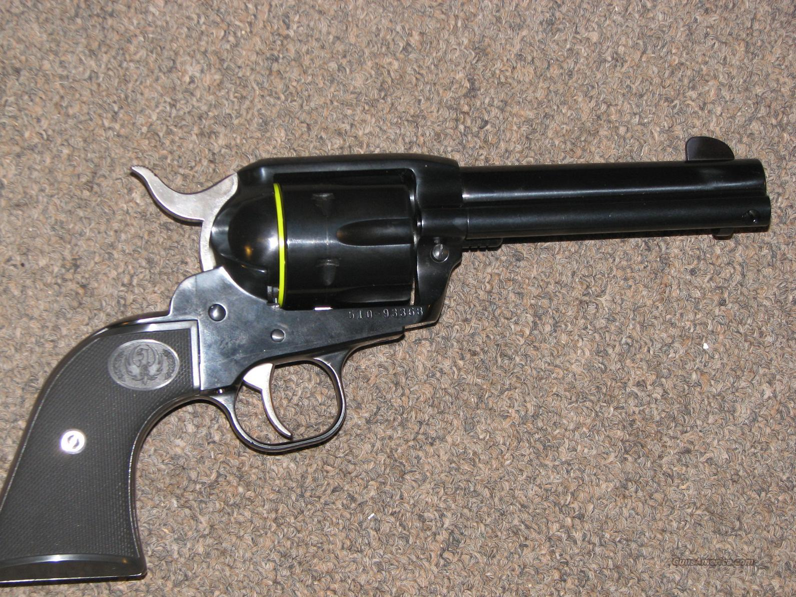 RUGER NEW VAQUERO .357 MAG - NEW!  Guns > Pistols > Ruger Single Action Revolvers > Cowboy Action