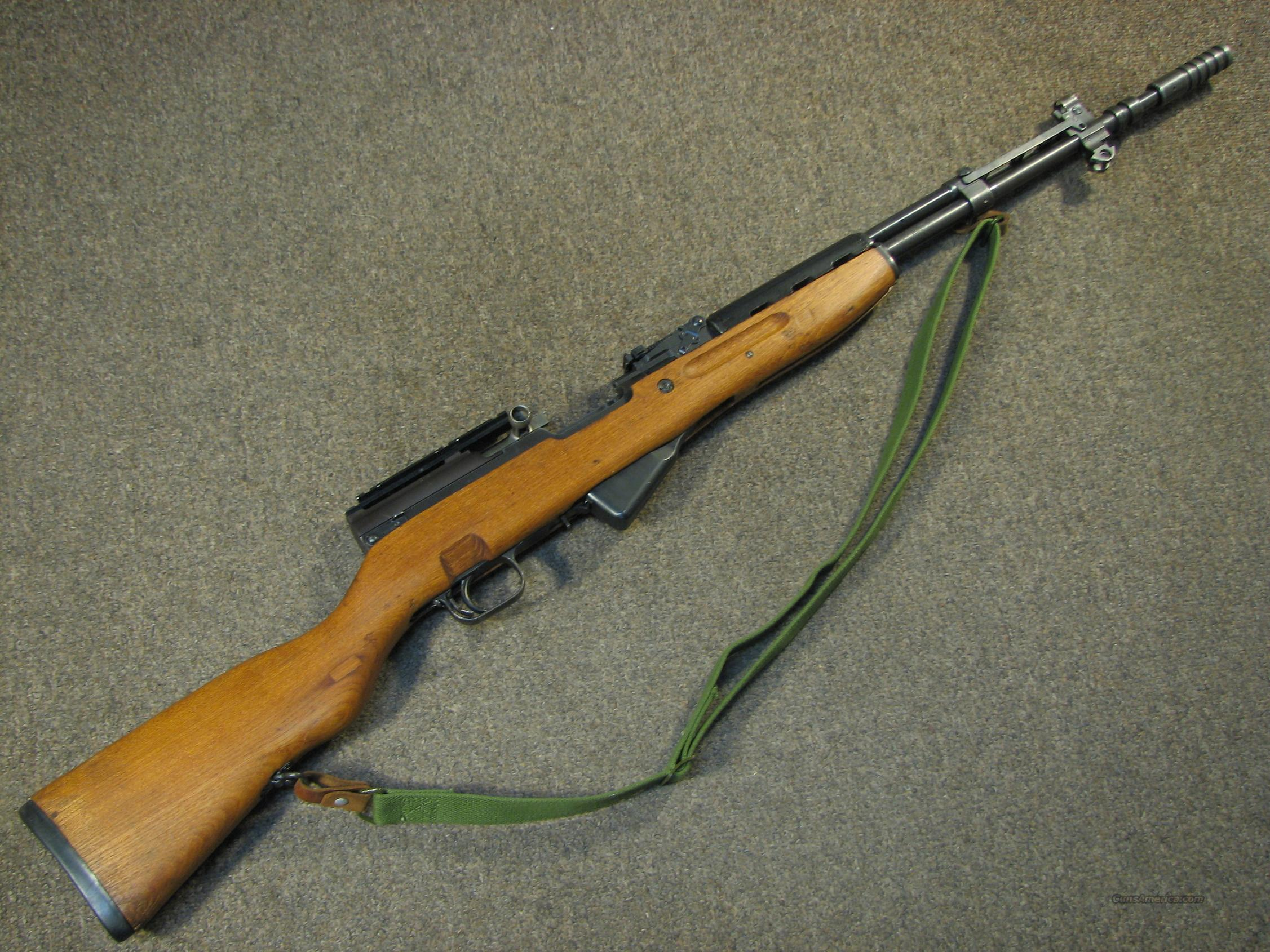 YUGO SKS 7.62x39 - w/ Grenade Launcher for sale