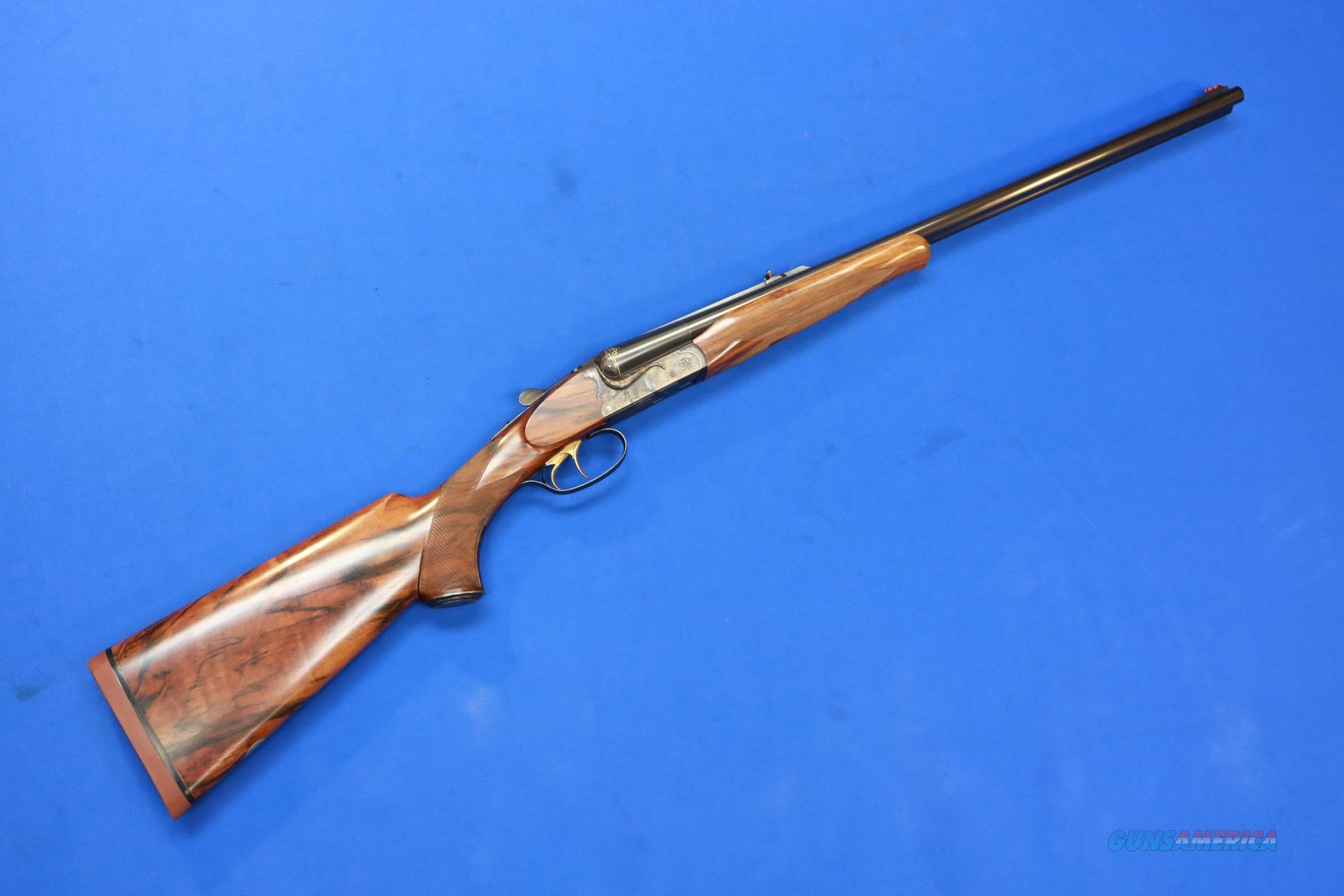 SIACE ARMI ALASKA LUSSO .444 MARLIN DOUBLE RIFLE  Guns > Rifles > S Misc Rifles