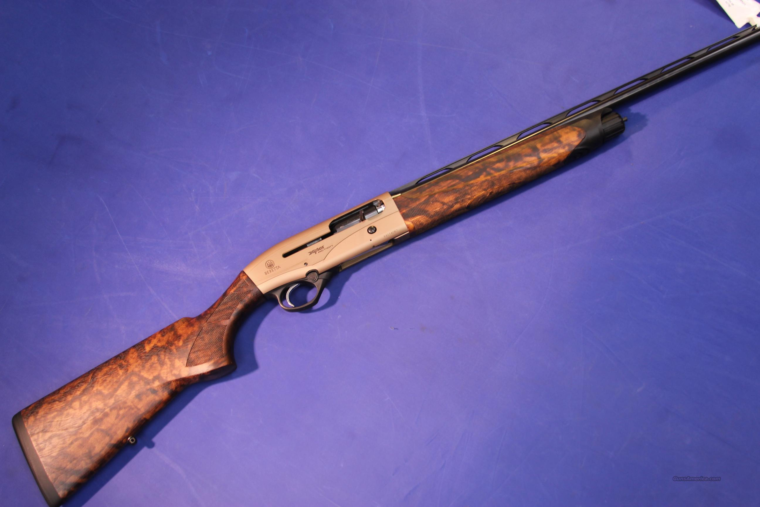 BERETTA A400 ACTION WOOD 28 GA – NEW!   Guns > Shotguns > Beretta Shotguns > Autoloaders > Hunting