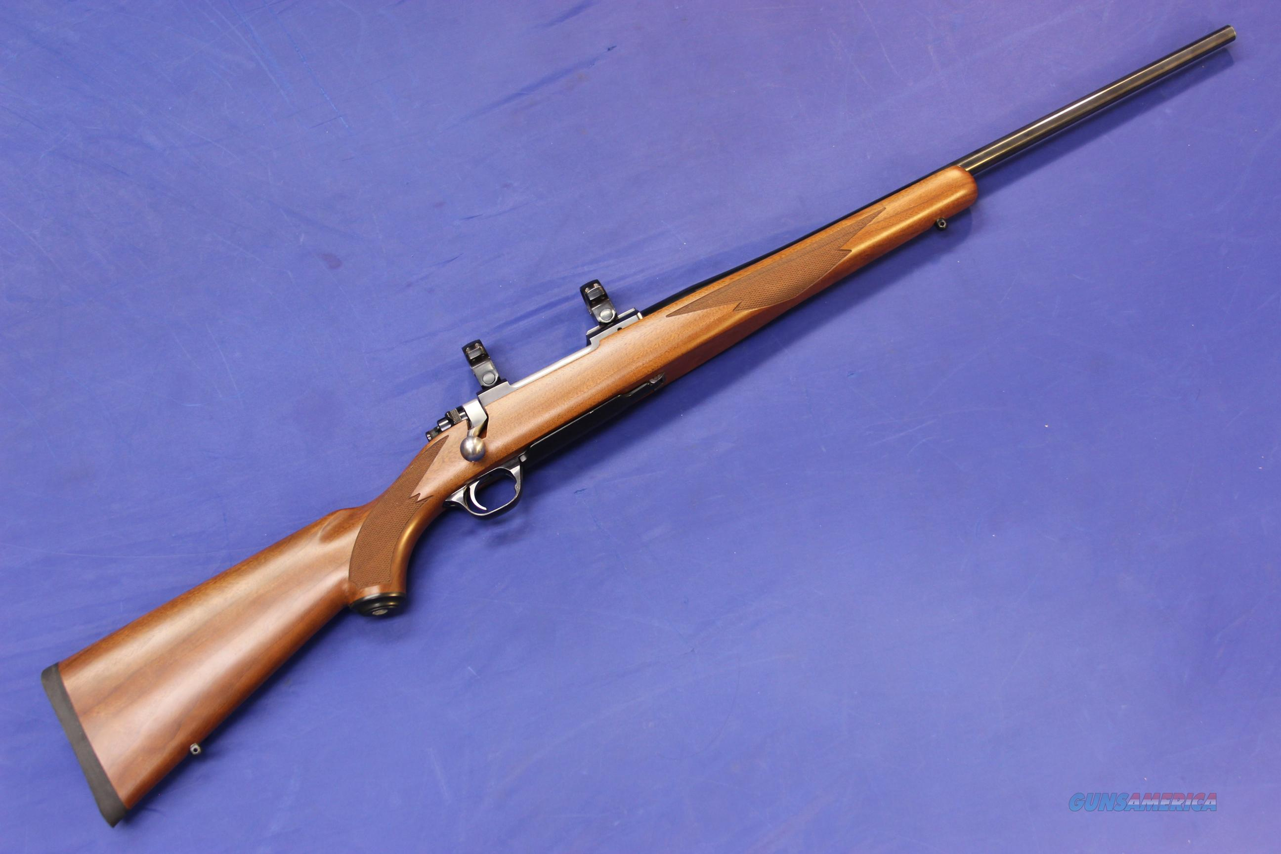 RUGER 77 MARK II .300 WSM - EXCELLENT CONDITION!  Guns > Rifles > Ruger Rifles > Model 77