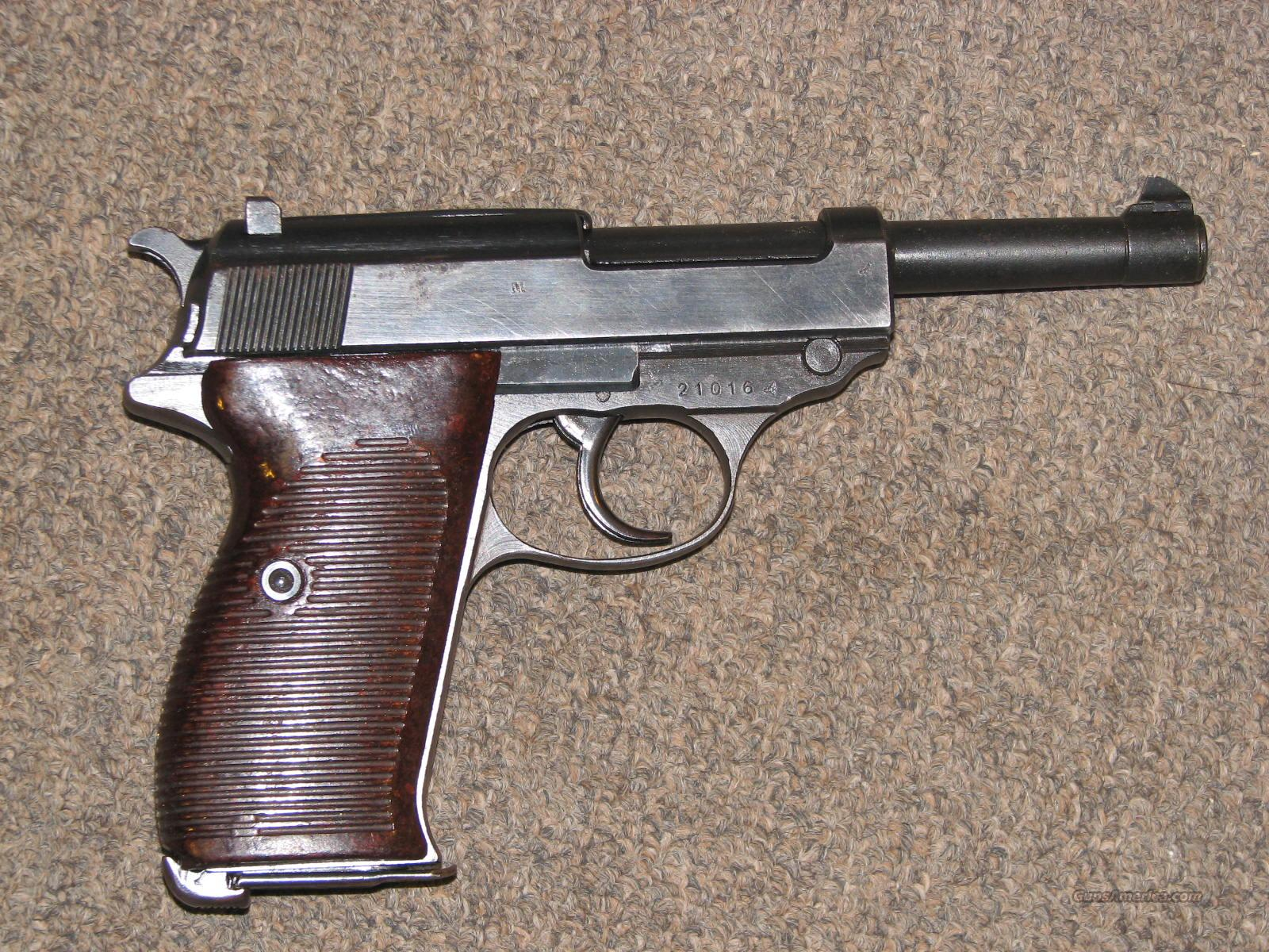 WALTHER HP 9mm  Guns > Pistols > Walther Pistols > Pre-1945 > Other