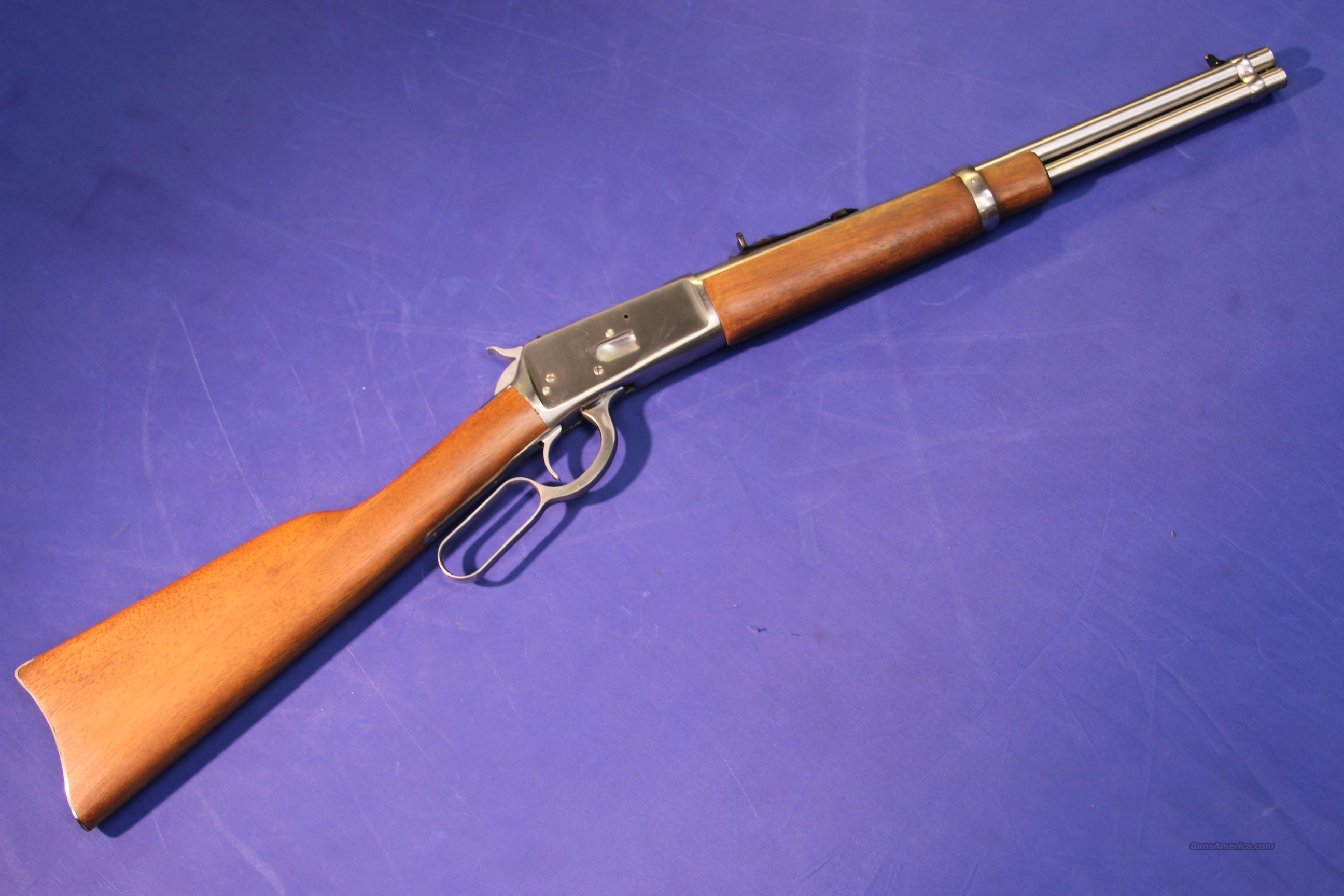 ROSSI 1892 STAINLESS .357 MAG – NEW!   Guns > Rifles > Rossi Rifles > Other