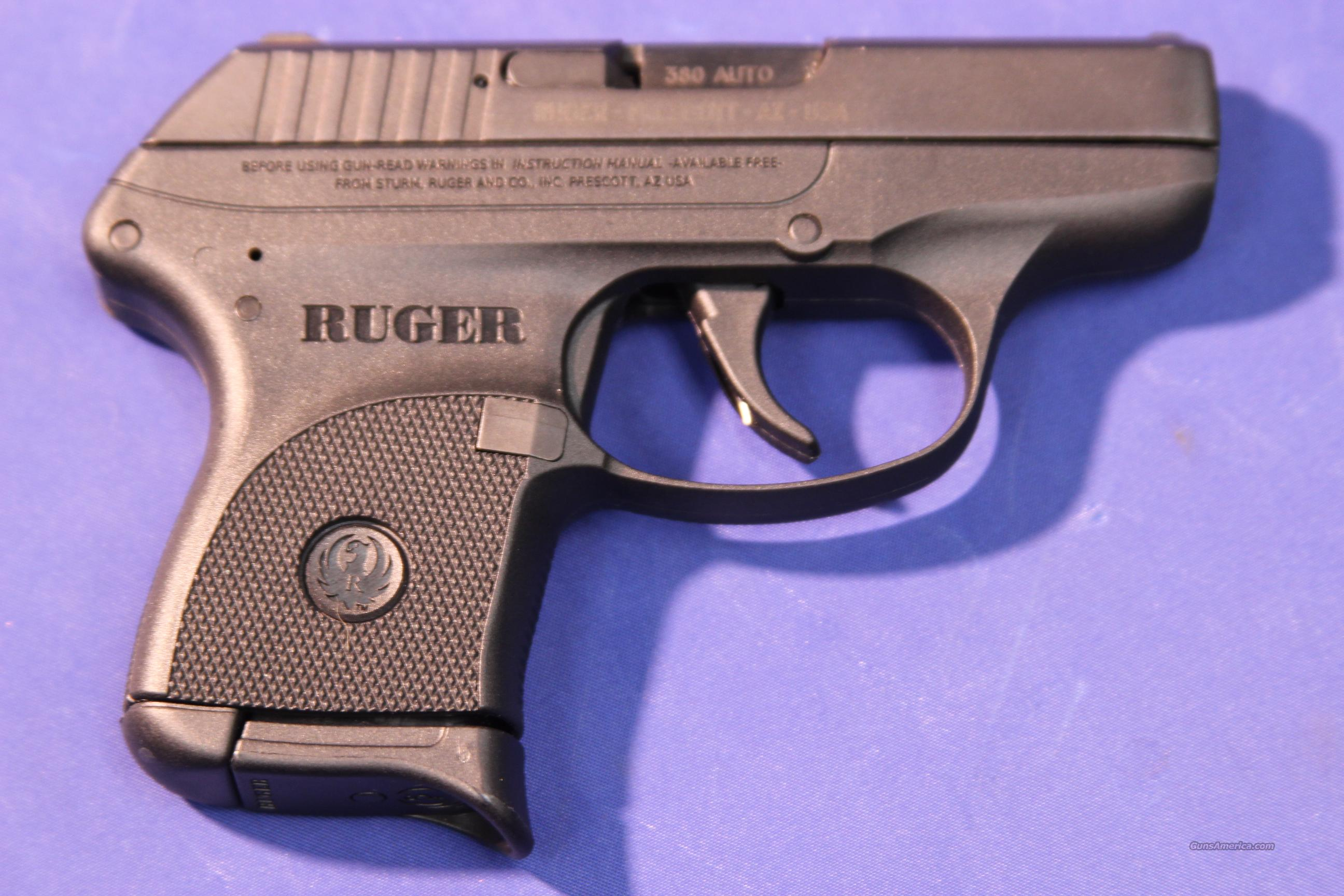 RUGER LCP .380 ACP – NEW!   Guns > Pistols > Ruger Semi-Auto Pistols > LCP