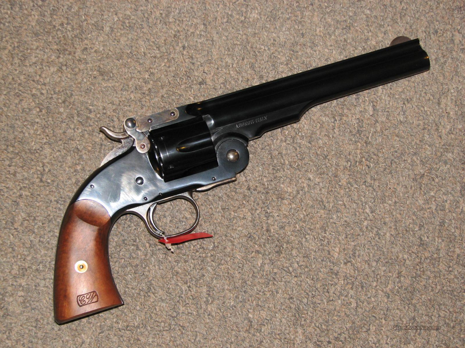 CIMARRON SMITH & WESSON MODEL #3 .45 COLT - NEW!  Guns > Pistols > Cimmaron Pistols