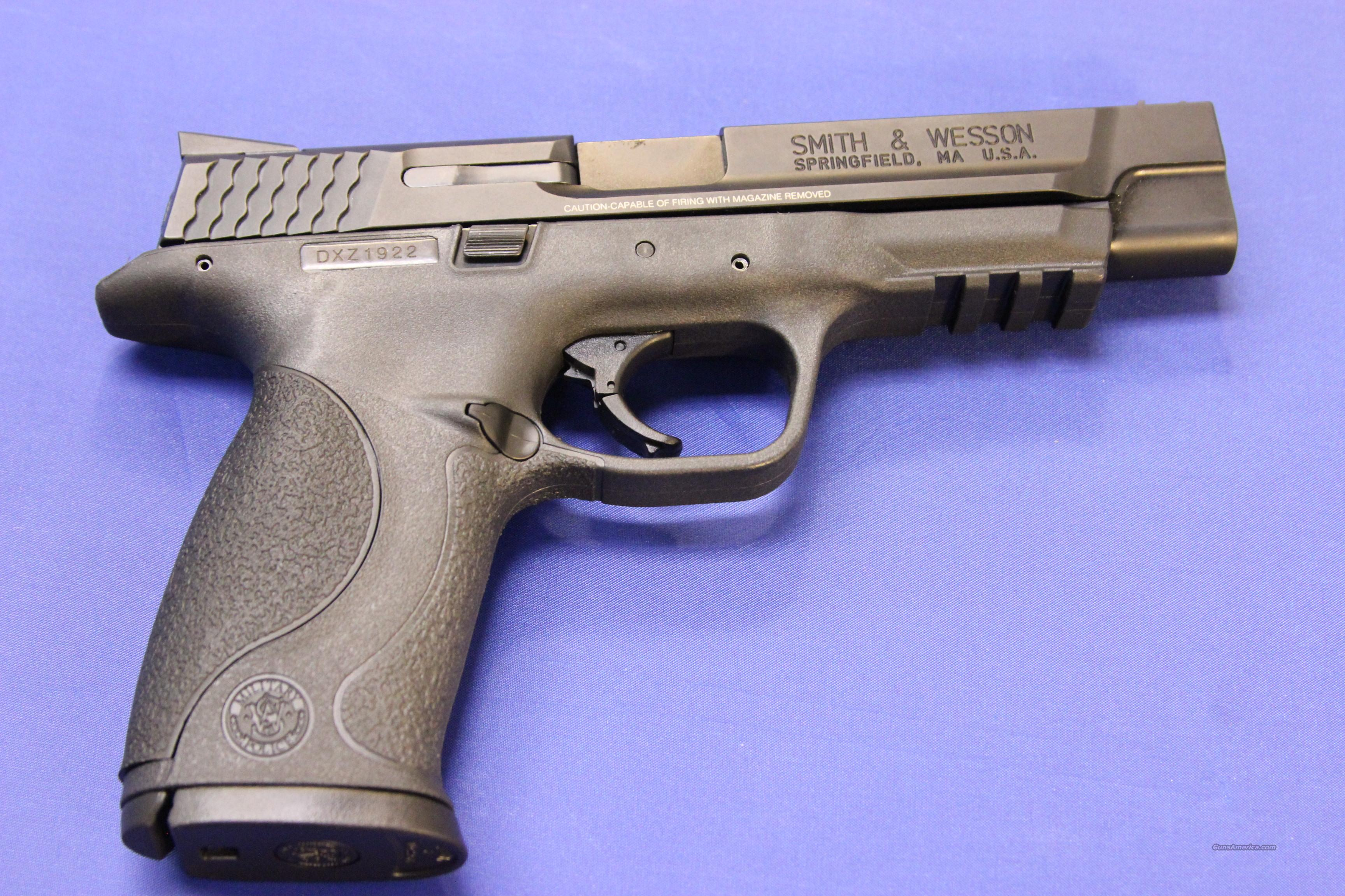 SMITH & WESSON M&P PRO 9mm - NEW!  Guns > Pistols > Smith & Wesson Pistols - Autos > Polymer Frame