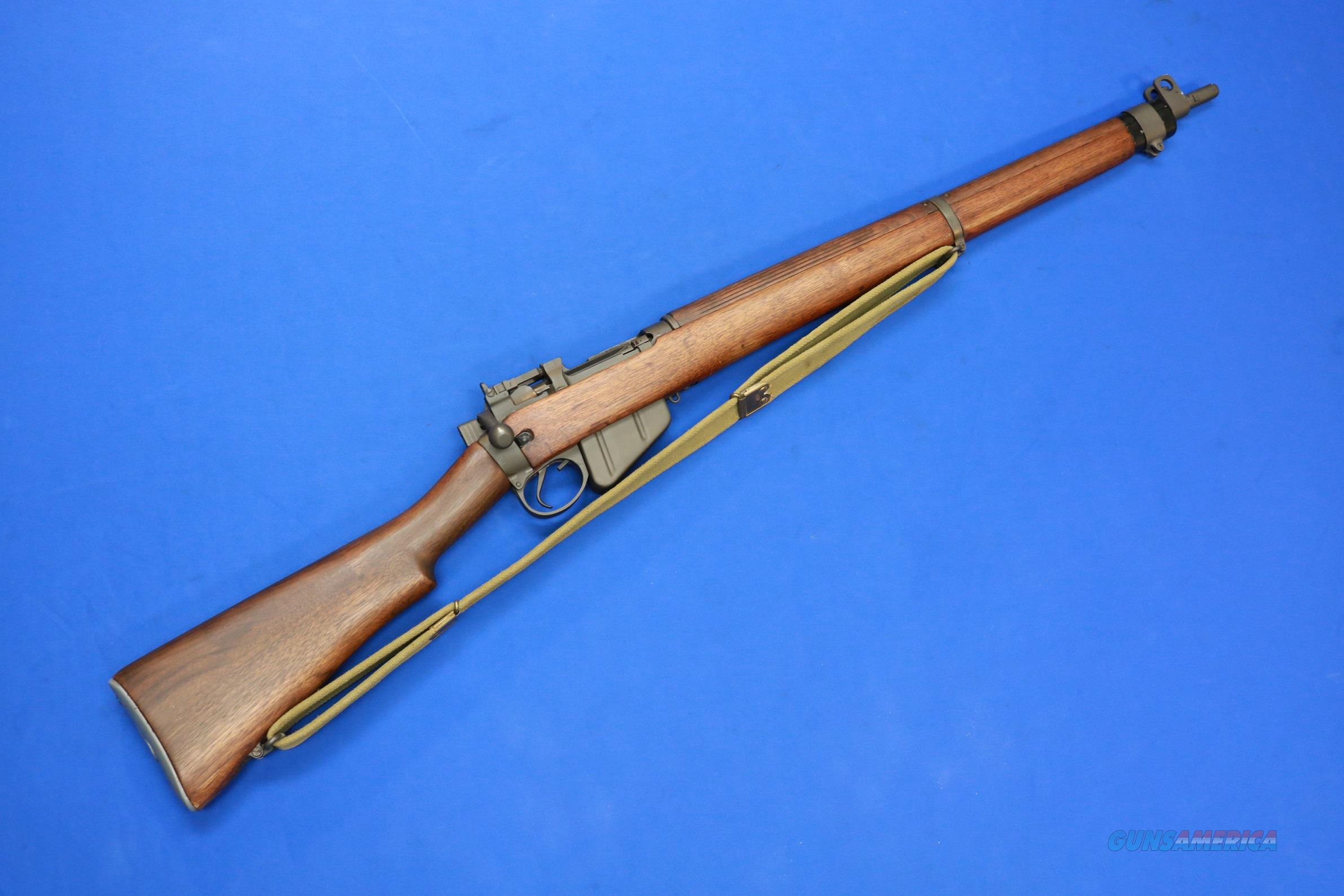SAVAGE ARMS ENFIELD No. 4 Mk I SMLE .303 BRITISH   Guns > Rifles > Military Misc. Rifles Non-US > Other