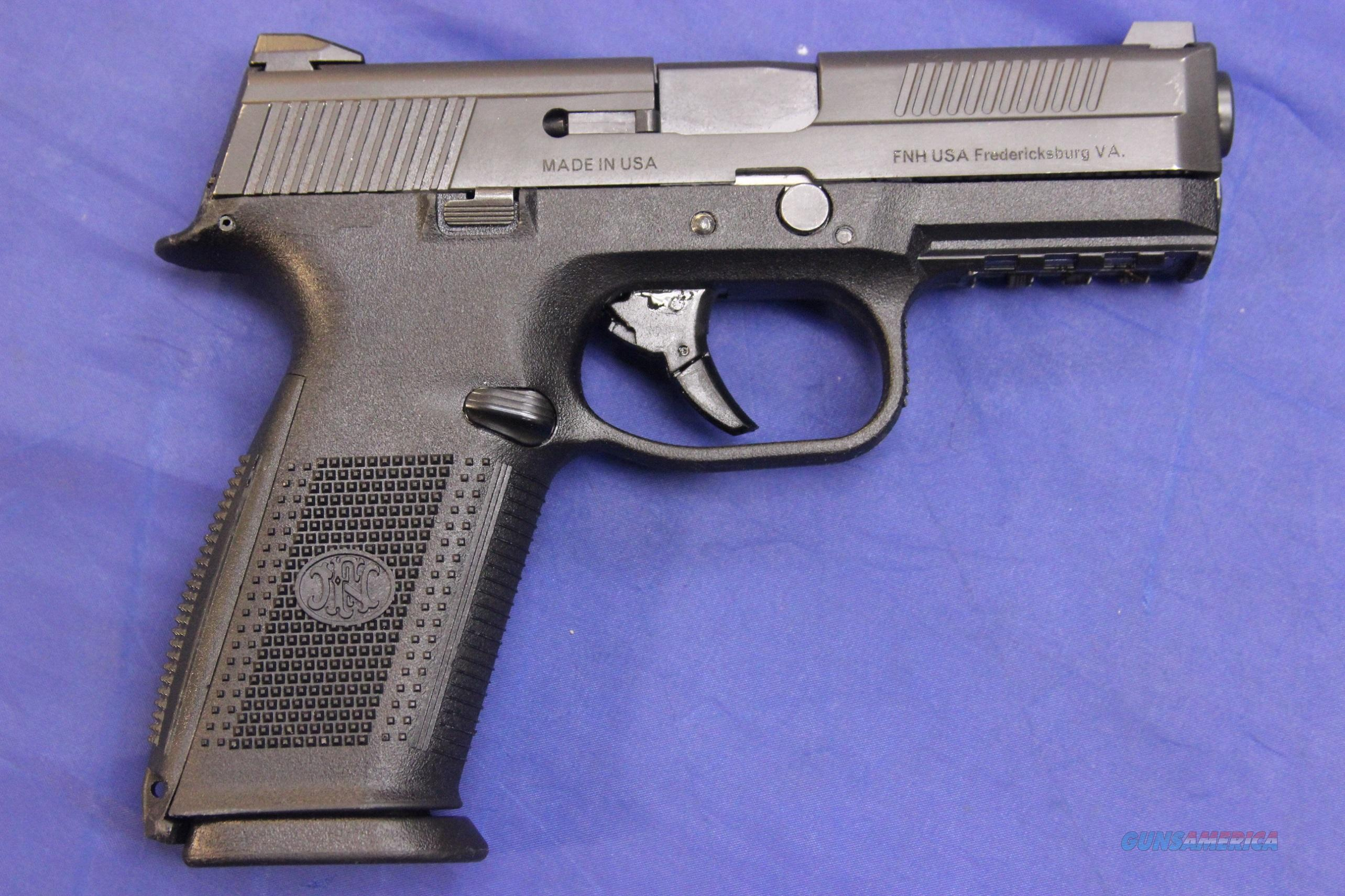 FNH FNS-40 w/ BOX & ACCESSORIES (RANGE GUN)  Guns > Pistols > FNH - Fabrique Nationale (FN) Pistols > FNP