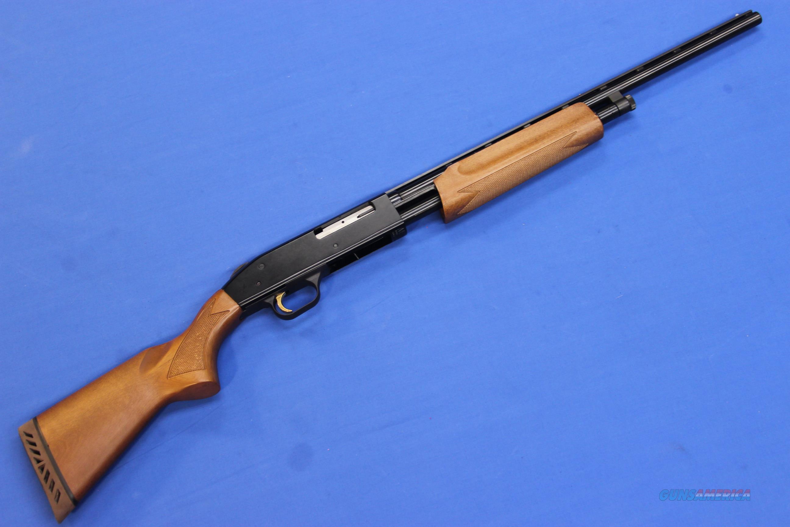 MOSSBERG 505 .410 GAUGE PUMP ACTION SHOTGUN for sale  MOSSBERG 505 .4...