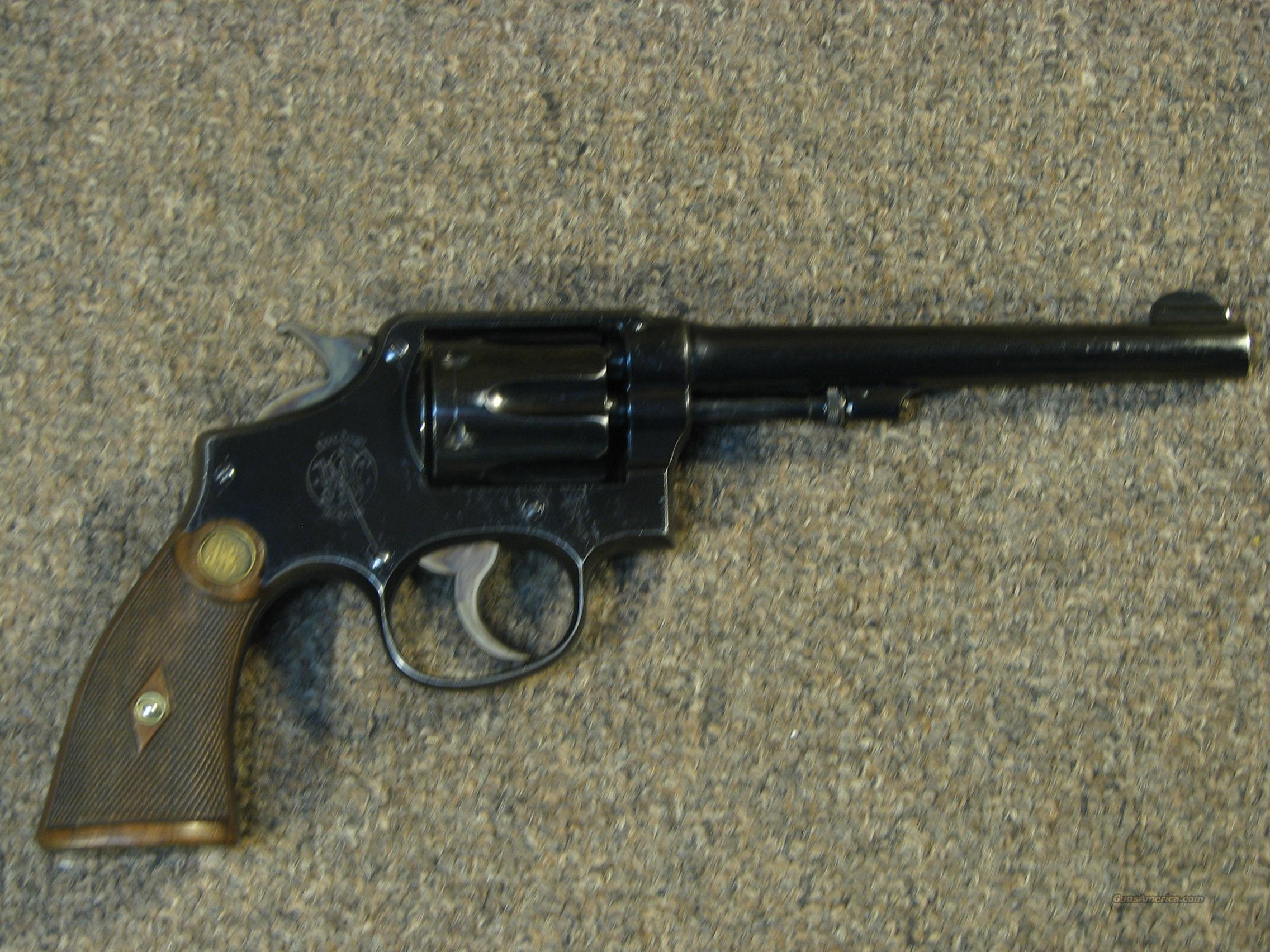 ***** SOLD ***** SMITH & WESSON .32 WCF HAND EJECTOR .32-20  Guns > Pistols > Smith & Wesson Revolvers > Pre-1945