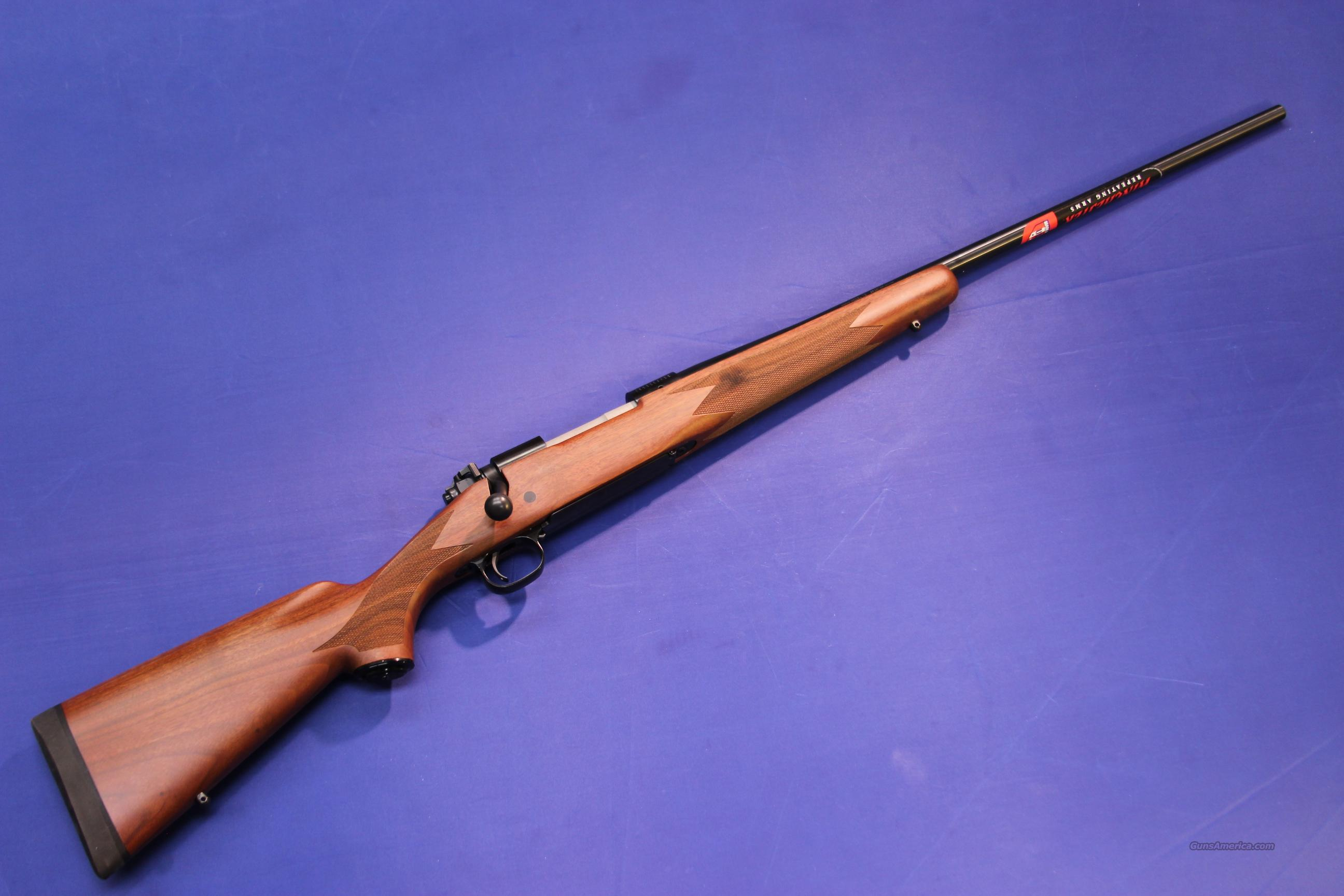 ***SOLD*** WINCHESTER MODEL 70 SPORTER DELUXE 7mm REM MAG - NEW!  Guns > Rifles > Winchester Rifles - Modern Bolt/Auto/Single > Model 70 > Post-64