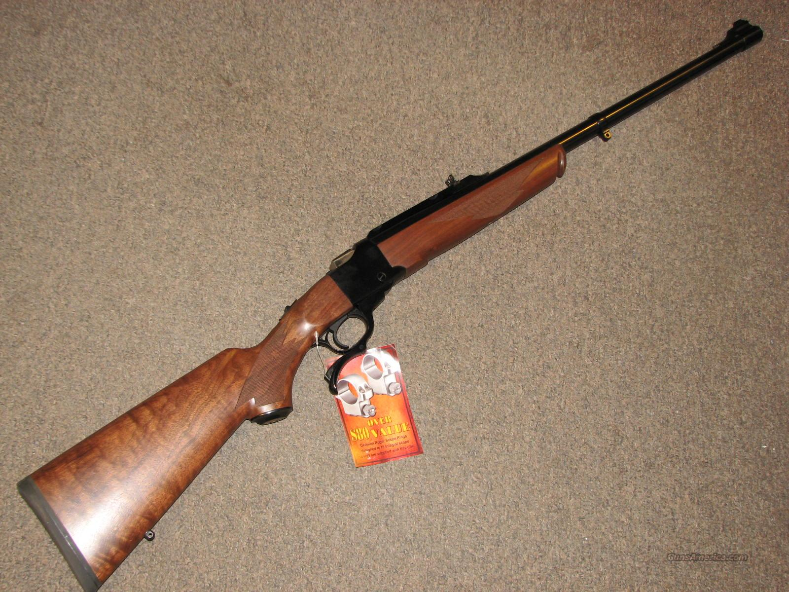 RUGER #1 TROPICAL .450/400 NITRO EXPRESS  Guns > Rifles > Ruger Rifles > #1 Type