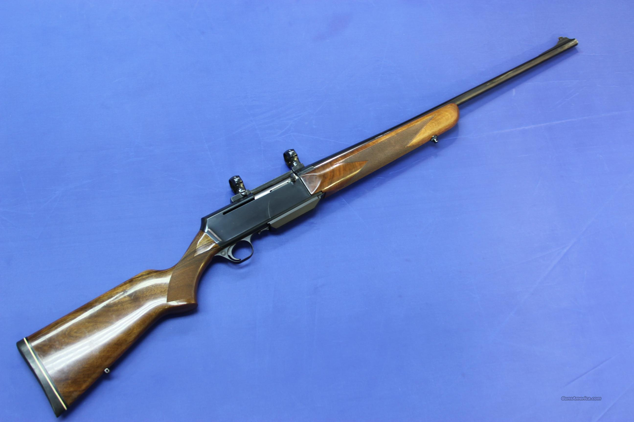 BROWNING BAR GRADE 1 MAGNUM .300 WIN MAG  Guns > Rifles > Browning Rifles > Semi Auto > Hunting