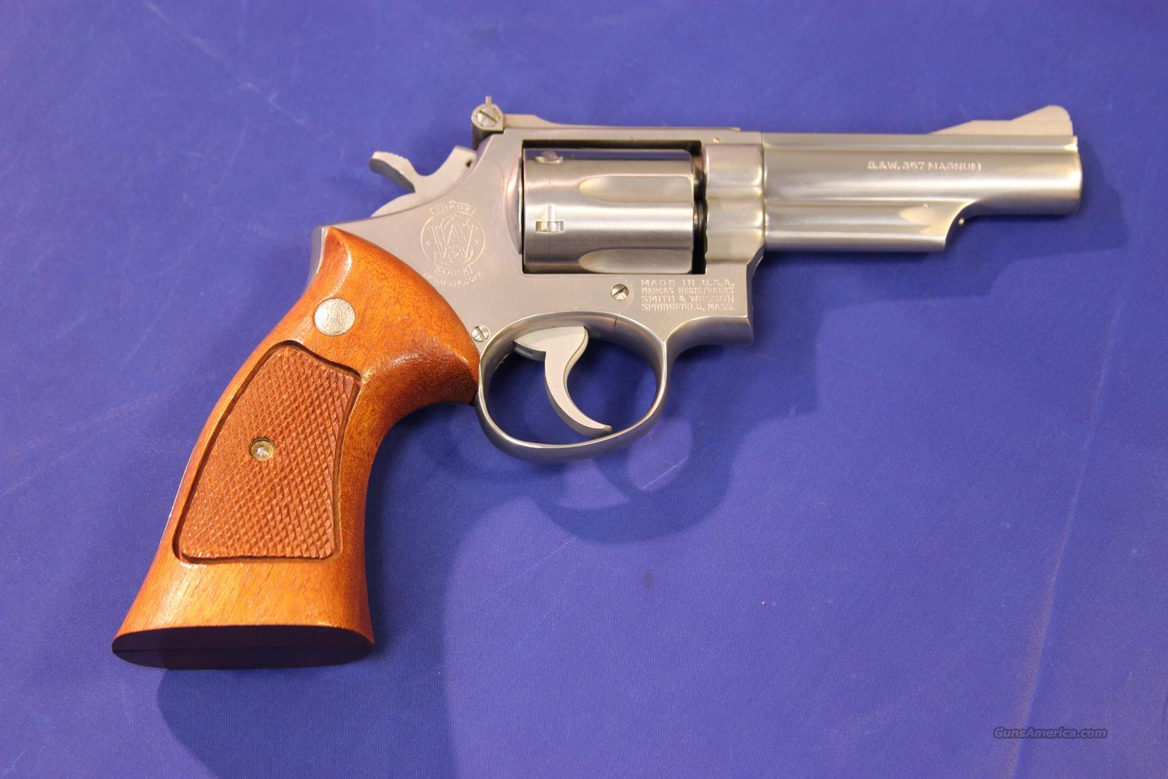 ***SOLD*** SMITH & WESSON 66 .357 MAG W/BOX  Guns > Pistols > Smith & Wesson Revolvers > Full Frame Revolver