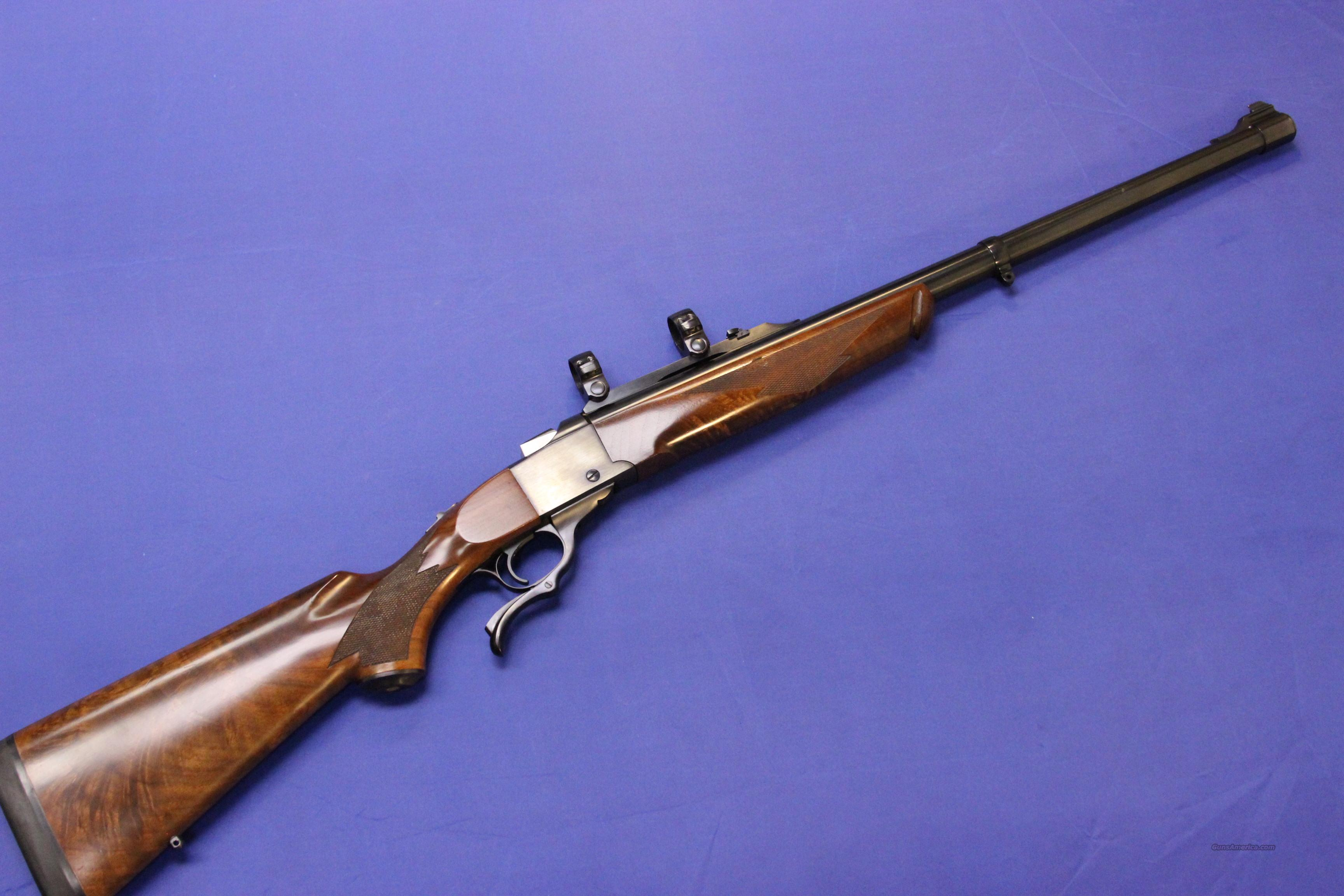 RUGER #1 TROPICAL .416 RIGBY  Guns > Rifles > Ruger Rifles > #1 Type