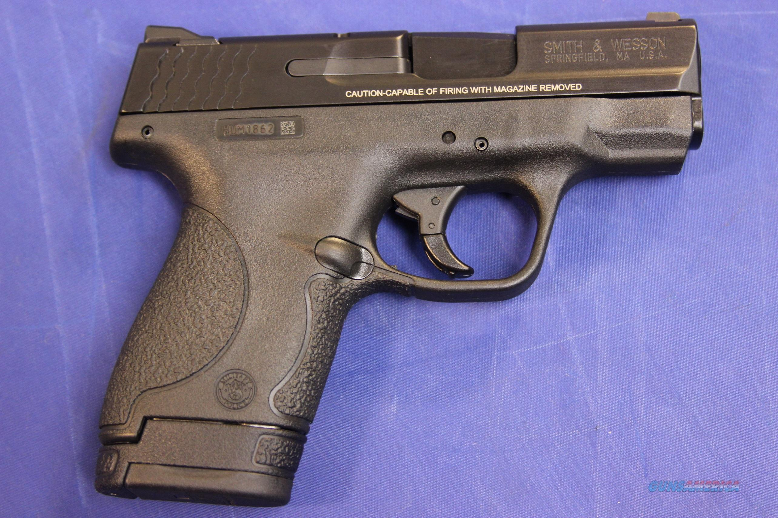 SMITH & WESSON MP SHIELD .40 SMITH AND WESSON - NEW!  Guns > Pistols > Smith & Wesson Pistols - Autos > Shield