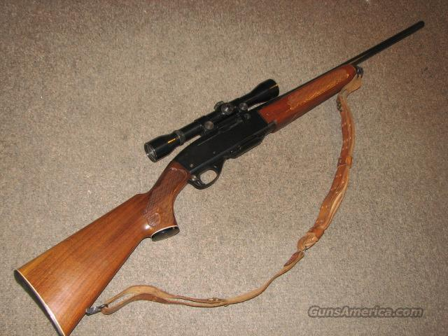 REMINGTON 742 WOODSMASTER .30-06 w WEAVER K4 SCOPEu  Guns > Rifles > Remington Rifles - Modern > Other