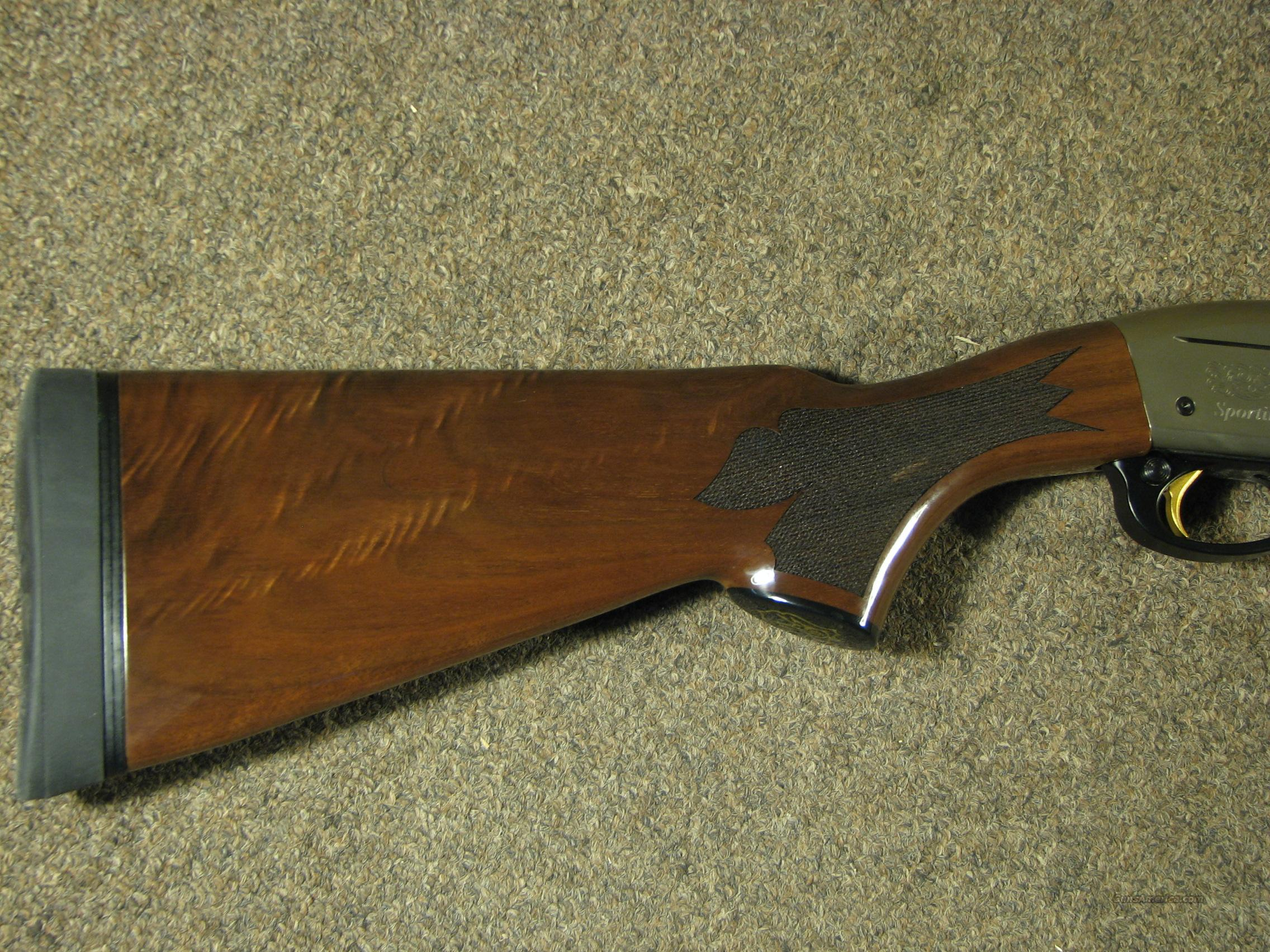 "REMINGTON 1100 PREMIER SPORTING 20 GA w/ 28"" BARREL - NEW!!  Guns > Shotguns > Remington Shotguns  > Autoloaders > Trap/Skeet"