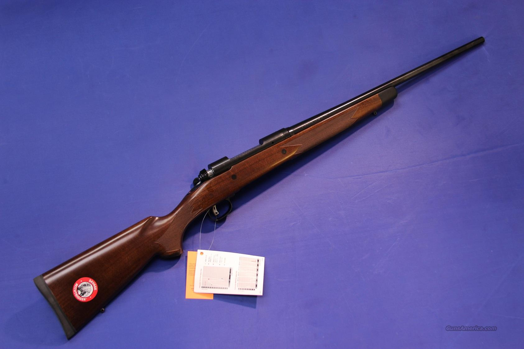 SAVAGE 14 AMERICAN CLASSIC .308 WIN LH  - NEW!  Guns > Rifles > Savage Rifles > Accutrigger Models > Sporting
