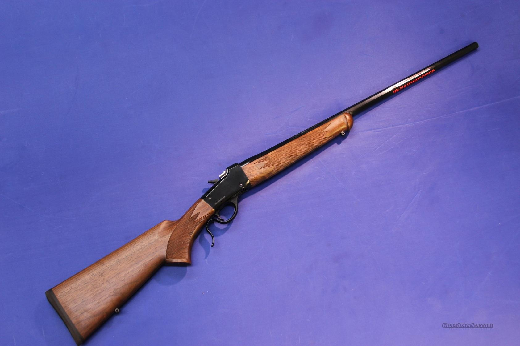 WINCHESTER 1885 .22 HORNET - NEW!  Guns > Rifles > Winchester Rifles - Modern Bolt/Auto/Single > Single Shot