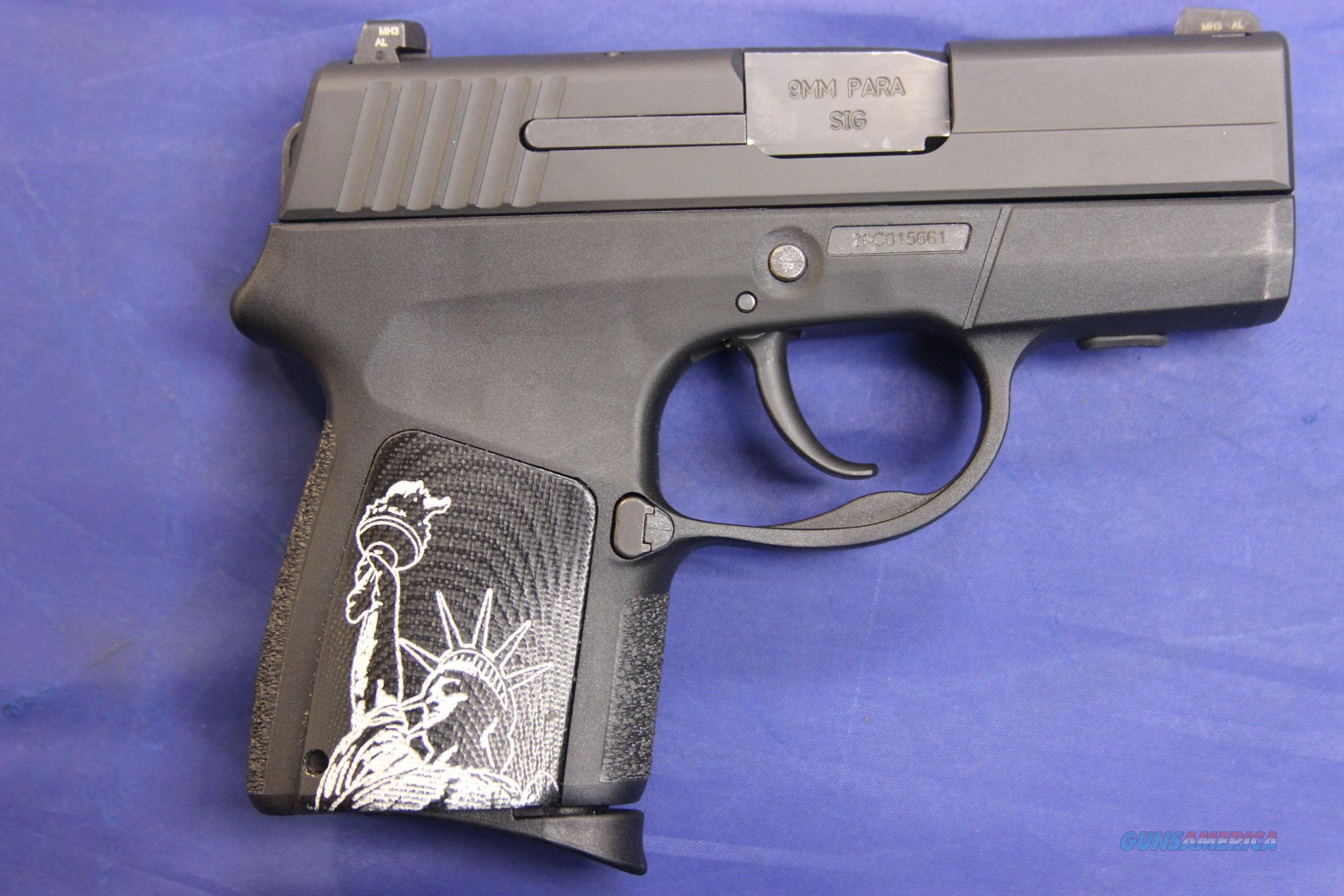 SIG SAUER P290 RS LIBERTY EDITION 9mm w/ EXTRAS & FREE SHIPPING!  Guns > Pistols > Sig - Sauer/Sigarms Pistols > Other