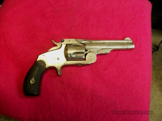 Smith & Wesson Baby Russian 38   Guns > Pistols > Smith & Wesson Revolvers > Pre-1945
