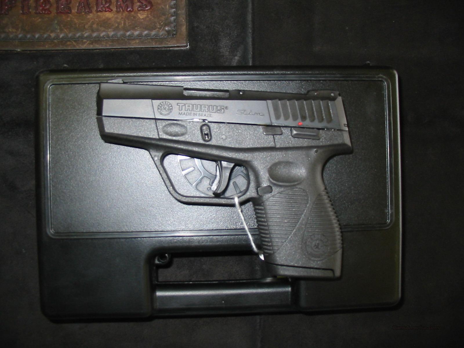 709 slim 9mm pistol - Taurus 709 Slim 9mm Guns Pistols Taurus Pistols Revolvers Pistols