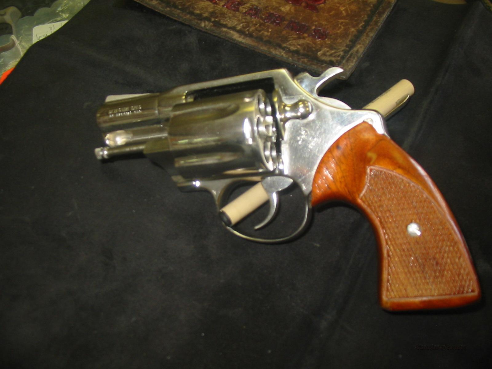 colt detective special. 38  Guns > Pistols > Colt Double Action Revolvers- Modern