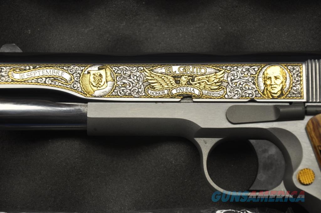 Colt El Grito 38 Super 1 of 300  Guns > Pistols > Colt Automatic Pistols (1911 & Var)