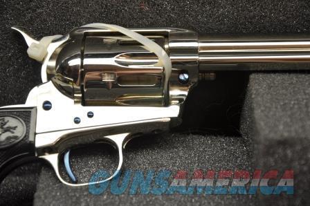 Colt P1856 45 Colt SAA Prototype Cutout by Krause  Guns > Pistols > Colt Single Action Revolvers - 3rd Gen.