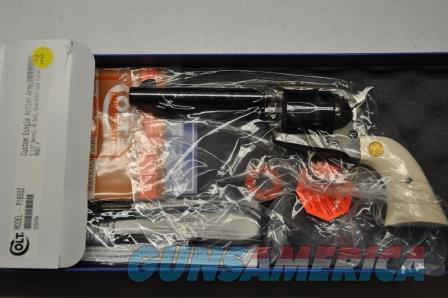 Colt P1850Z 45 LC 5 1/2 Factory 2pc factory Ivory grips  Guns > Pistols > Colt Single Action Revolvers - 3rd Gen.