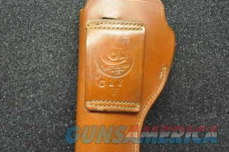 Colt 1966 Scout Holster  Guns > Pistols > Colt Single Action Revolvers - Modern (22 Cal.)